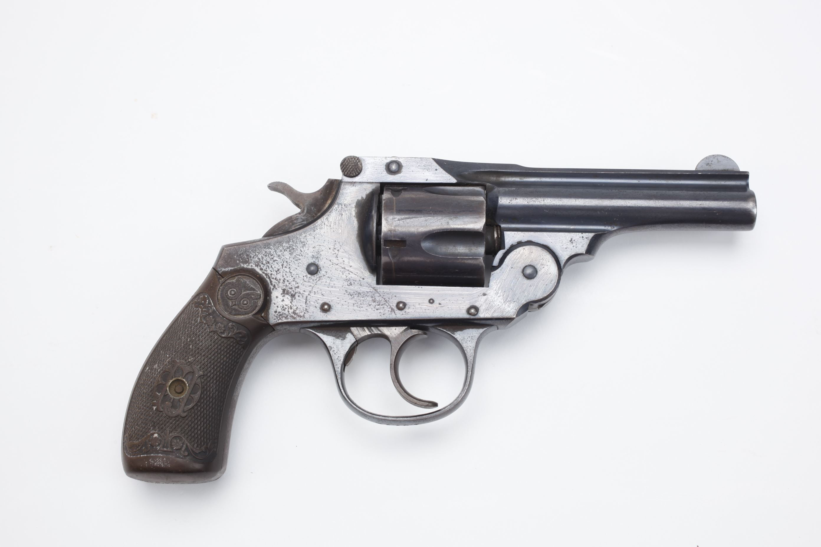 Iver Johnson Pocket revolver