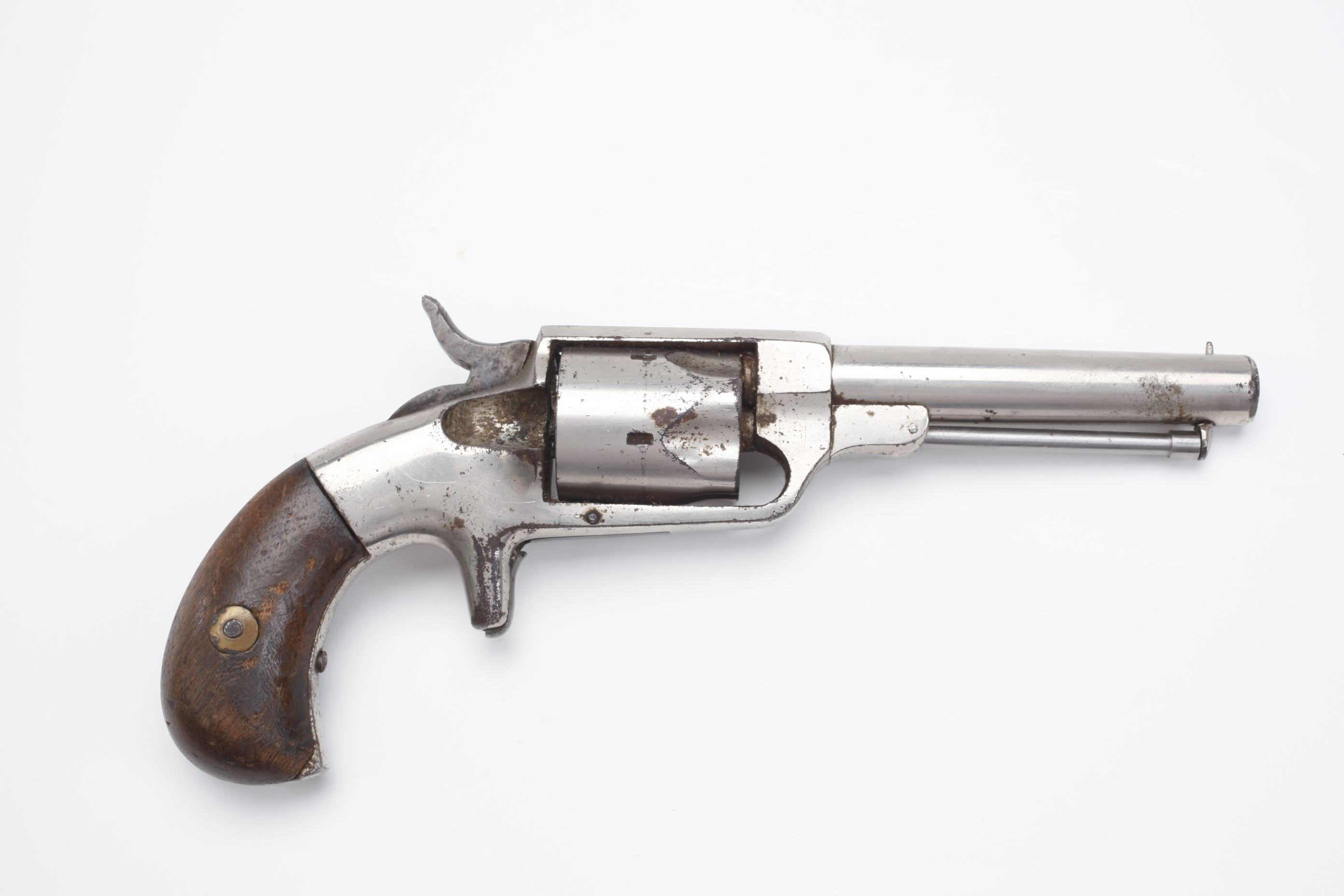 Bacon Arms Co. Pocket Revolver