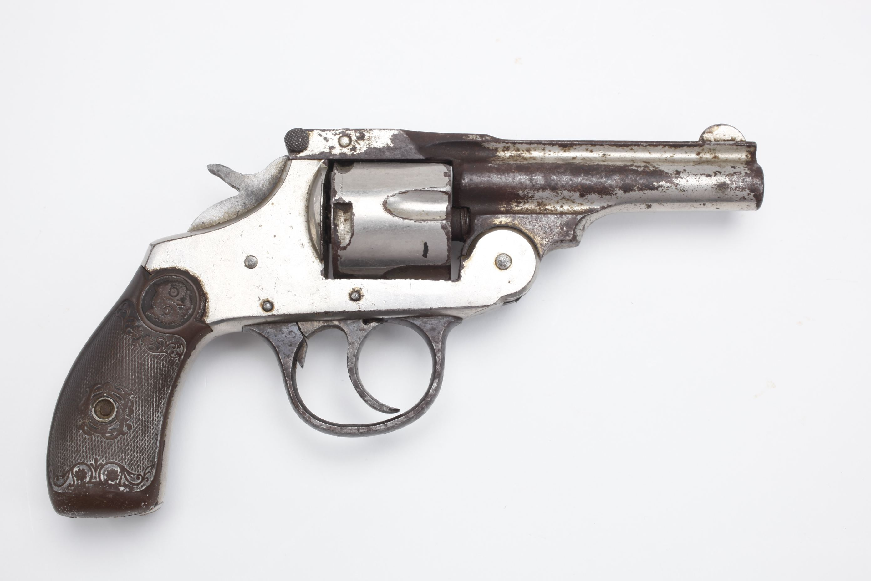 Iver Johnson revolver (2)