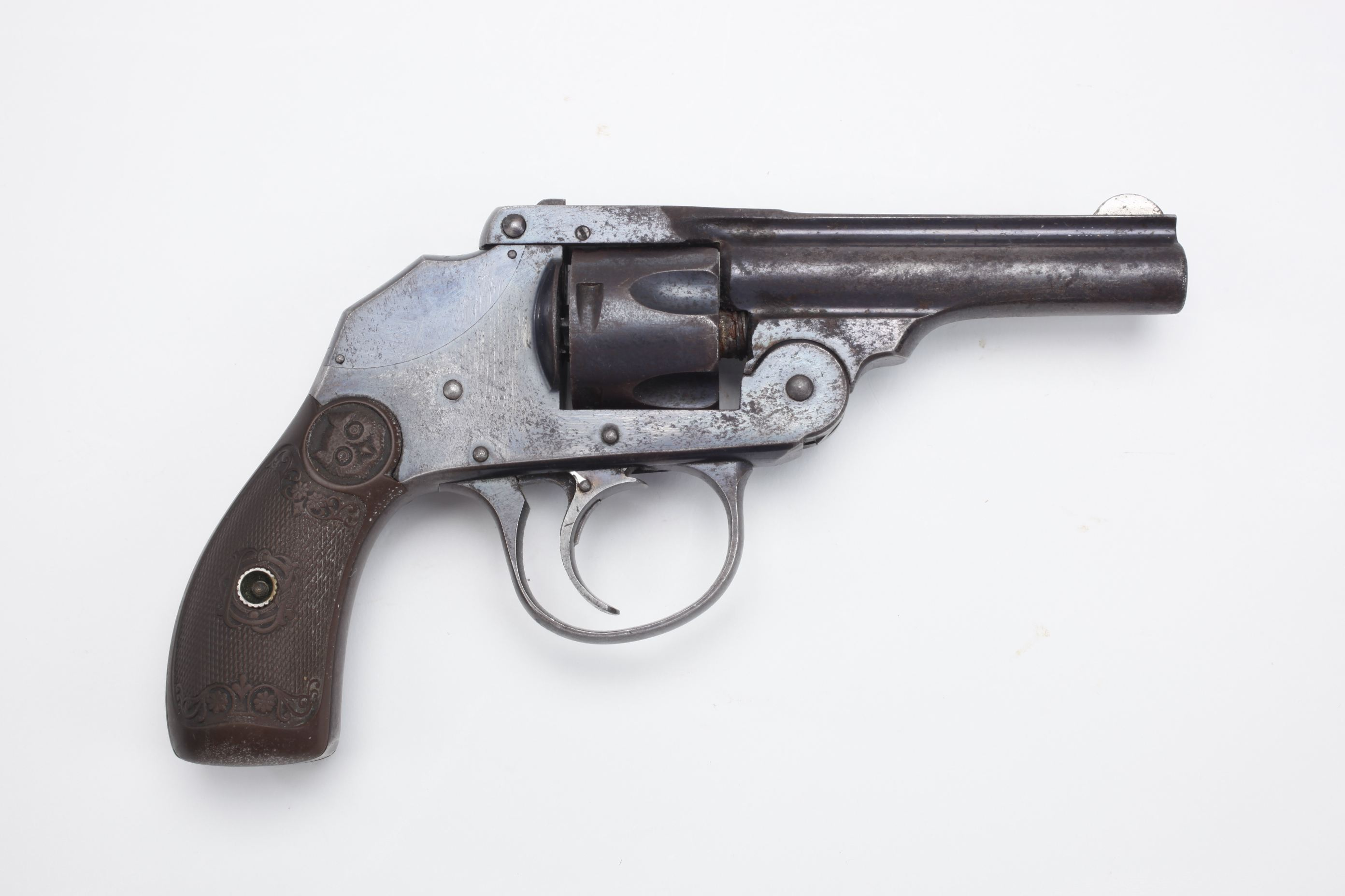 Iver Johnson revolver (3)