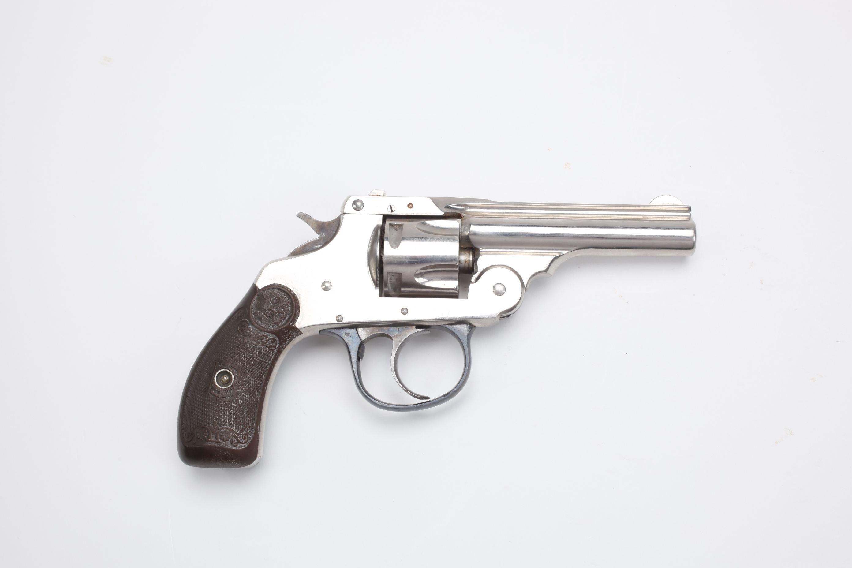 Iver Johnson Safety Hammer Revolver