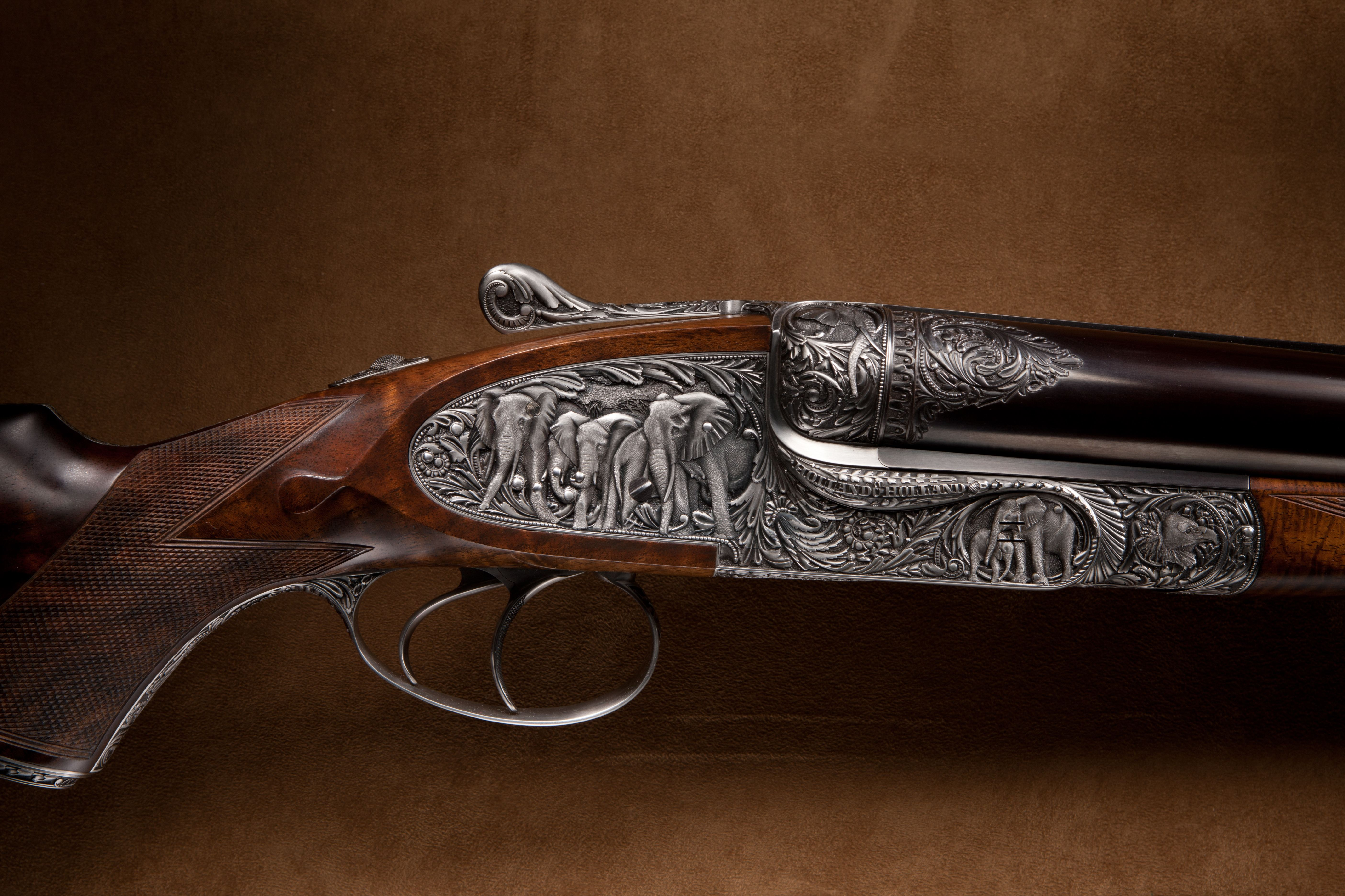 Holland & Holland Double Rifle - .700 Nitro Express cal.
