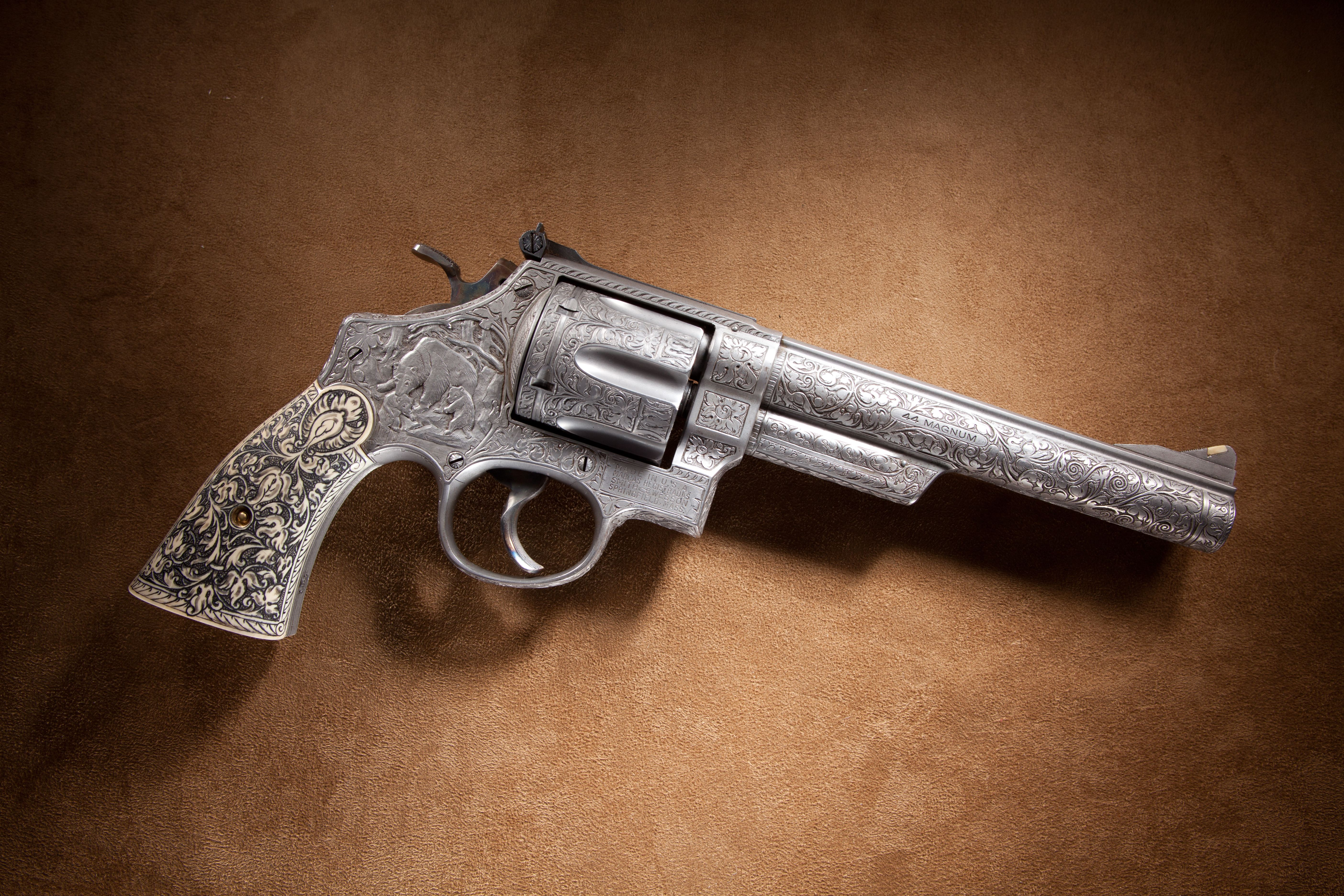 Smith & Wesson .44 Magnum