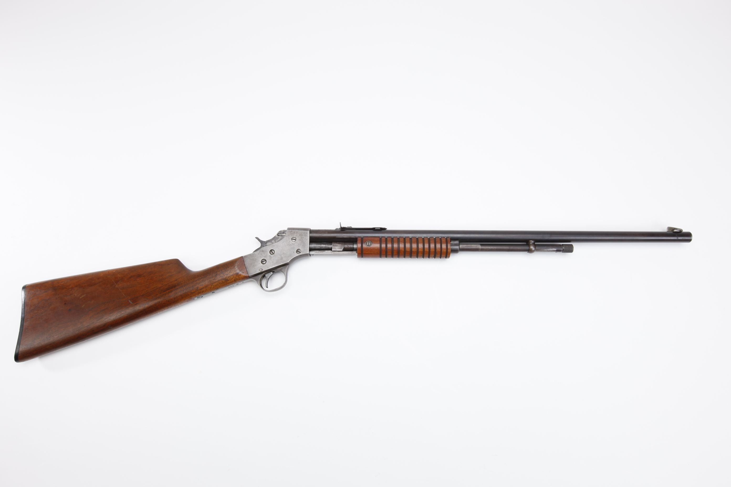Stevens Visible Loading Slide Action Rifle
