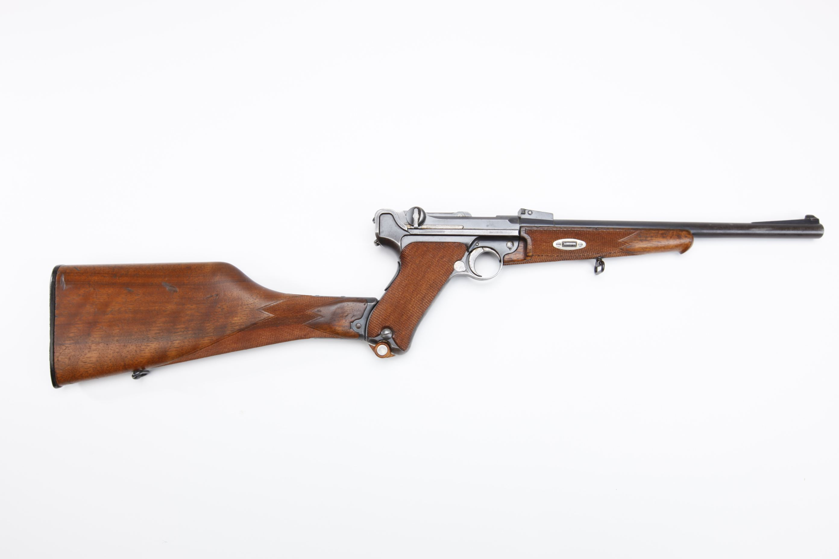 DWM Model 1902 Luger Semi Automatic Carbine