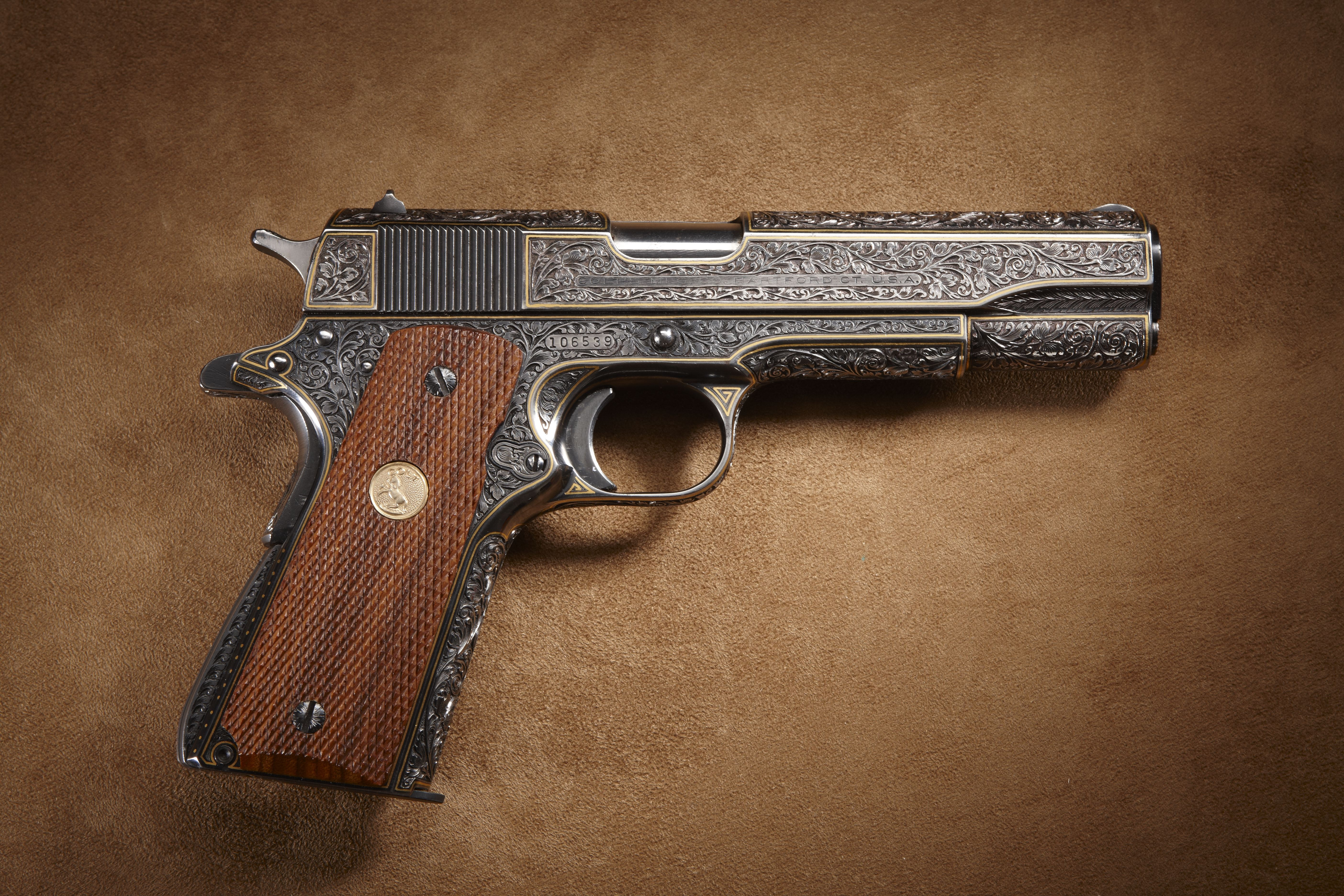 Colt Government Model Pistol