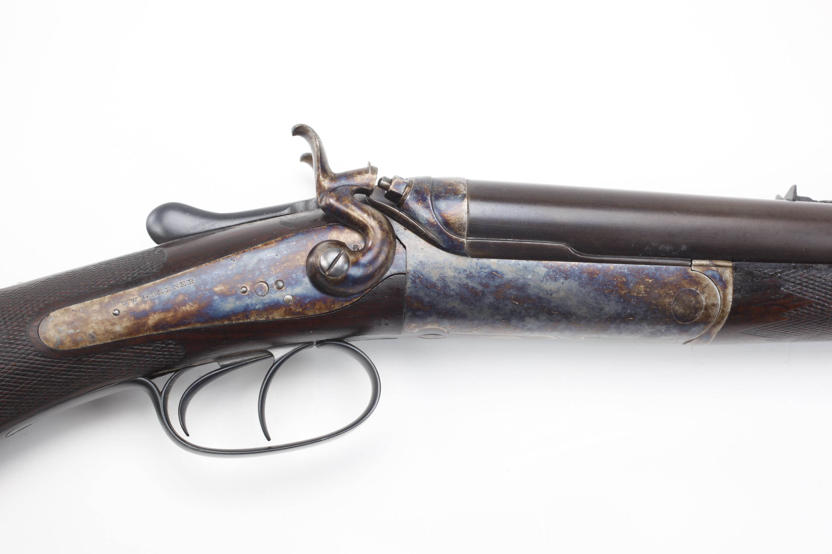 W. W. Greener Double Rifle