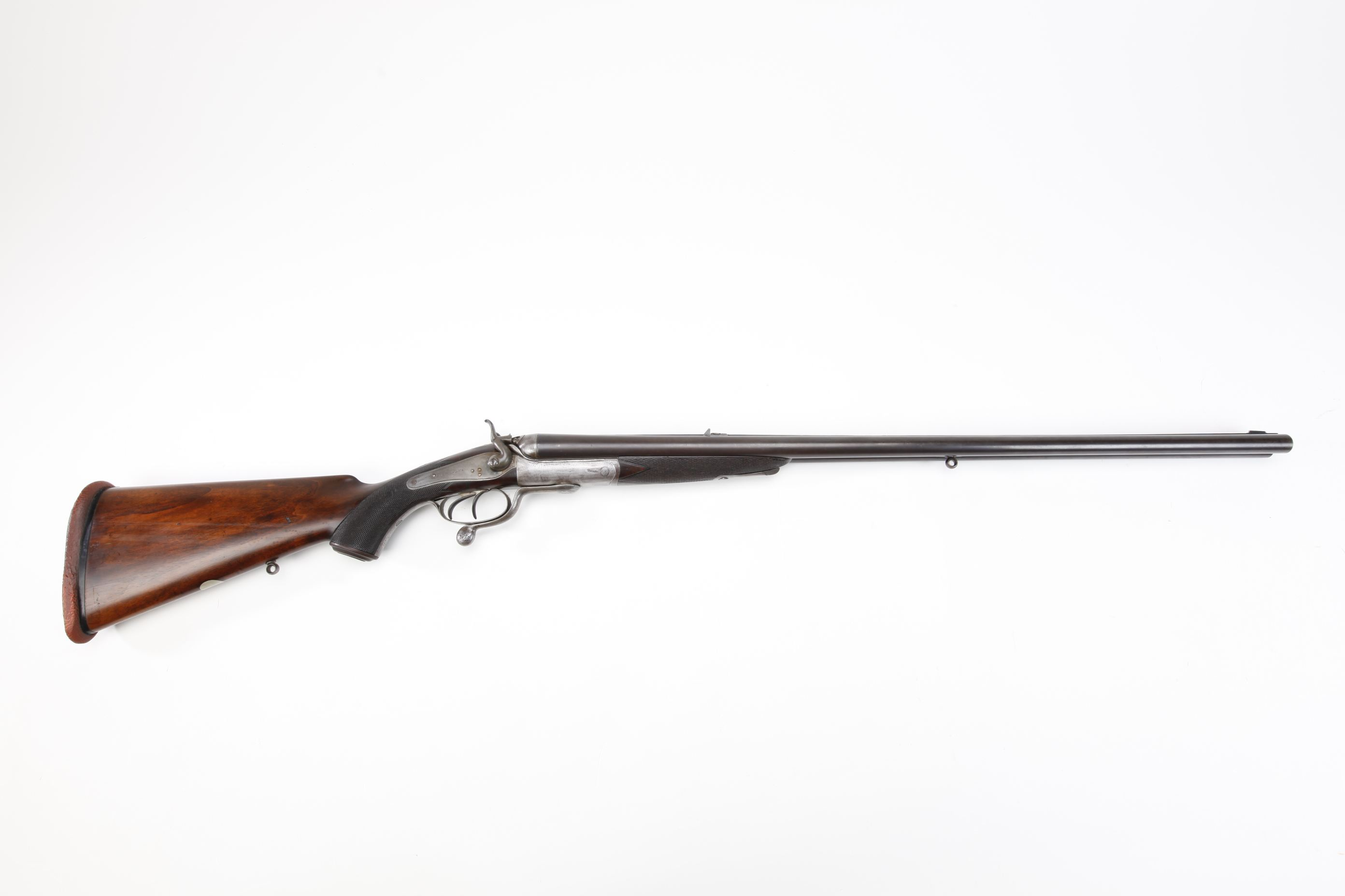 Manton and Co. Double Rifle