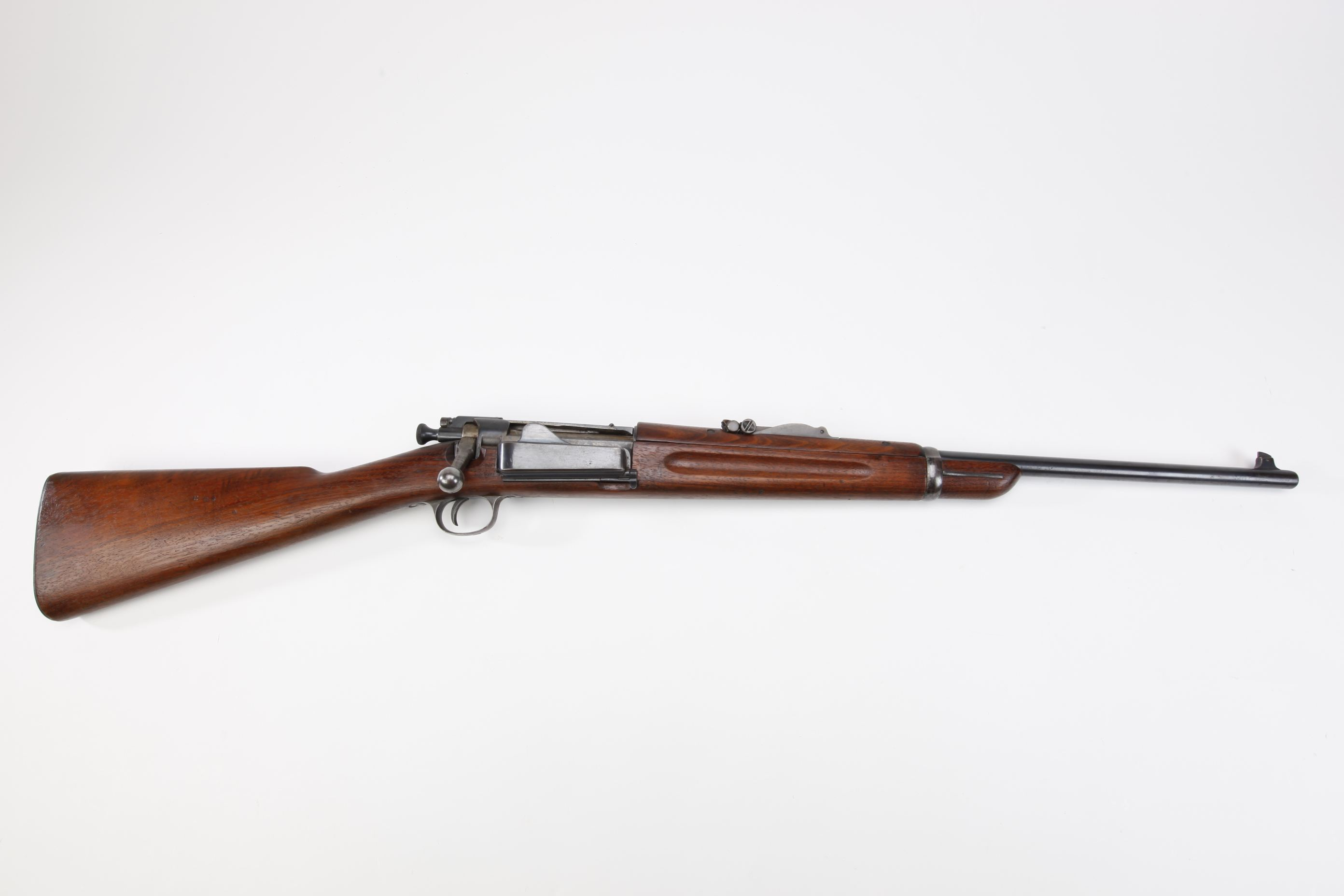 U.S. Springfield Model 1896 Krag Bolt Action Carbine