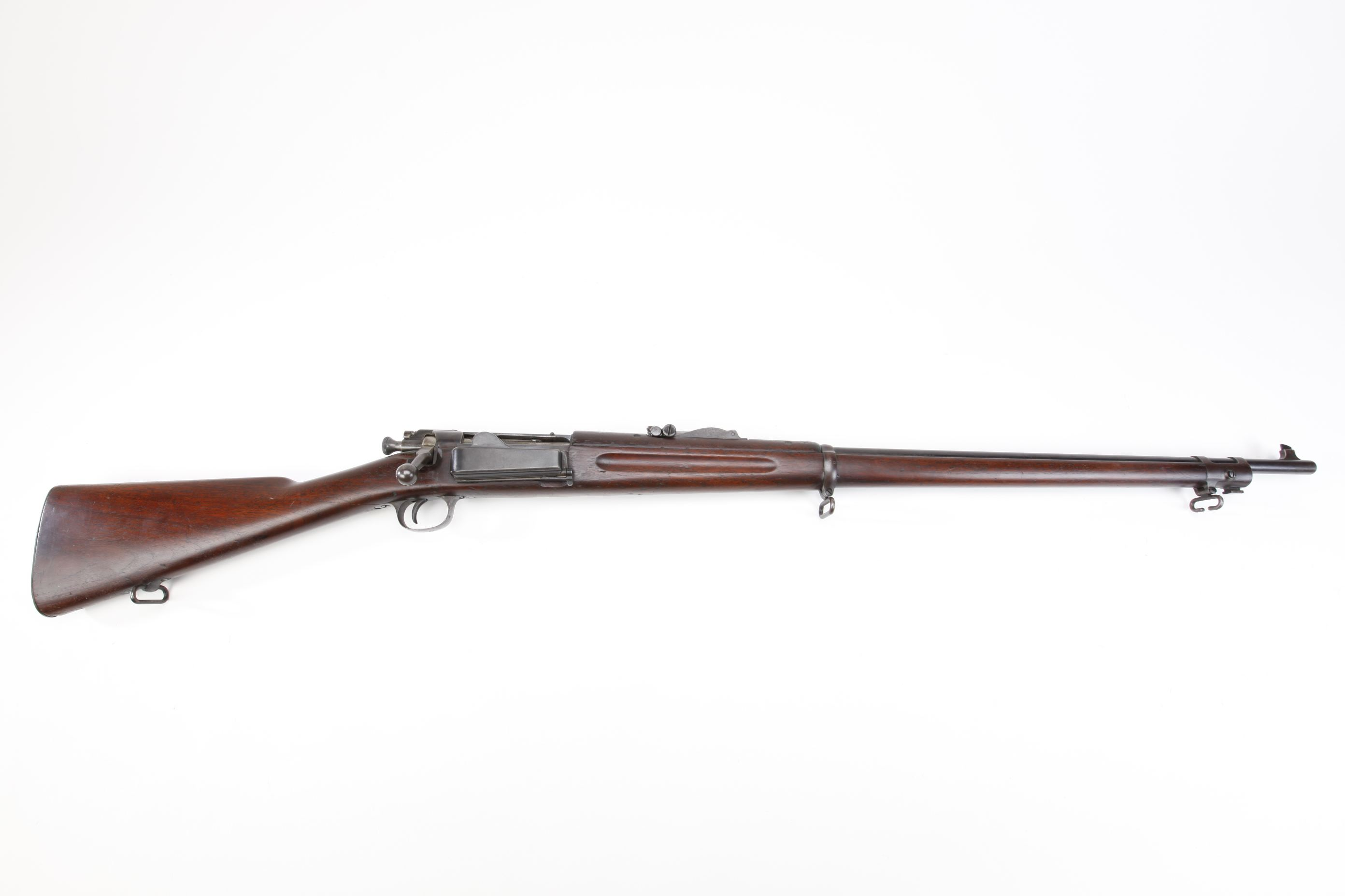 U.S. Springfield Model 1896 Krag Bolt Action Rifle