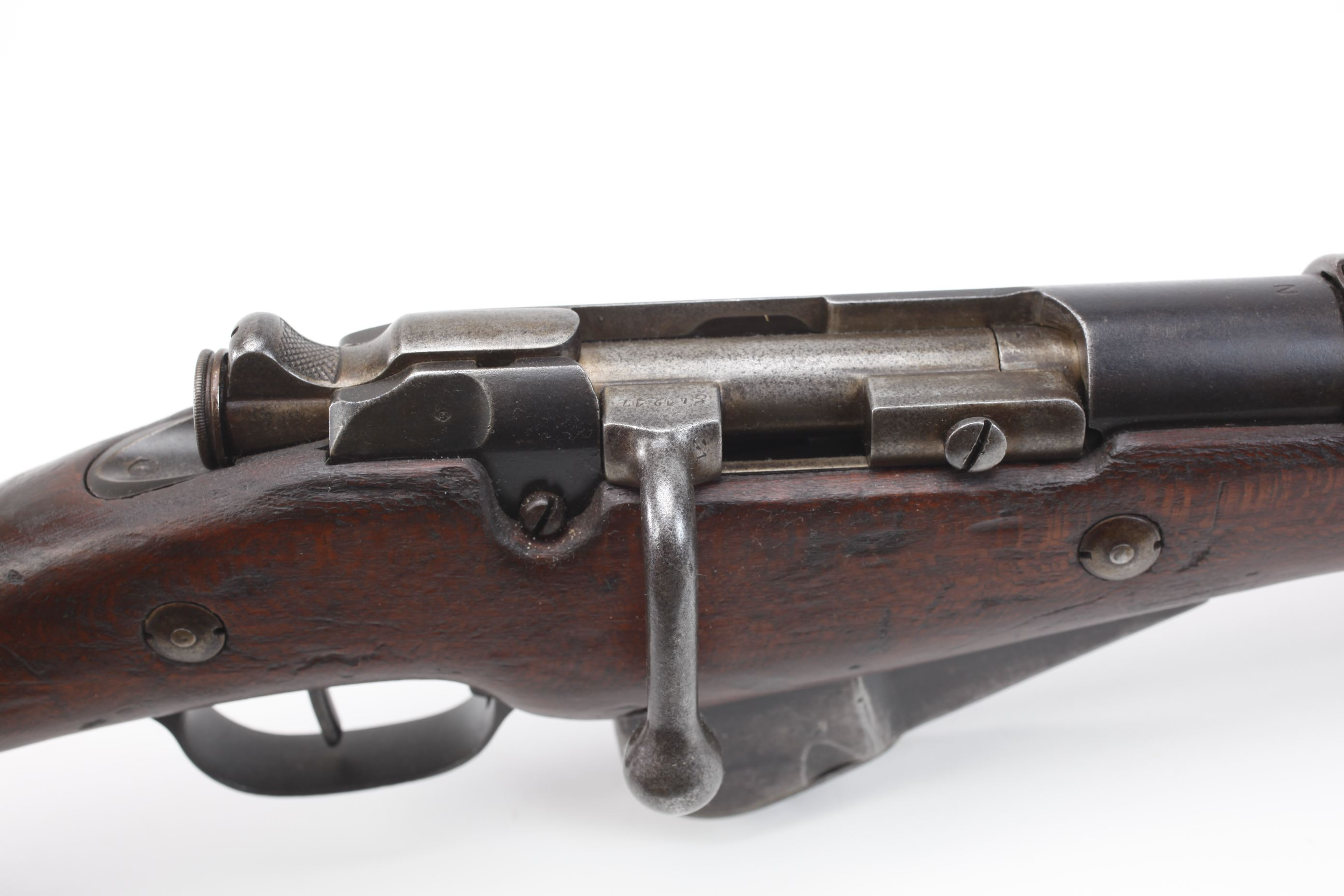 French Berthier Model 1916 27 Bolt Action Carbine