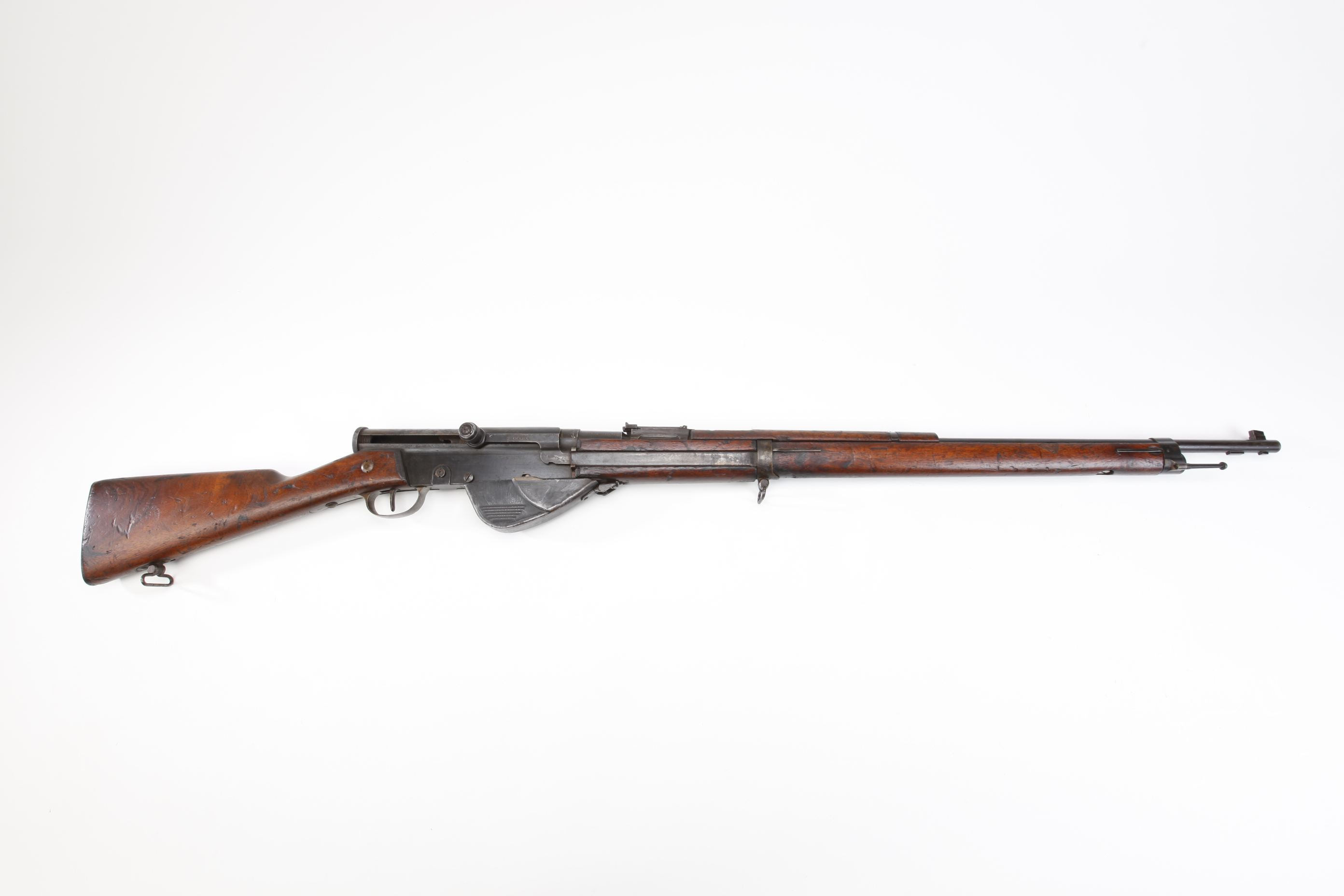 St Etienne Model 1917 Semi Automatic Rifle