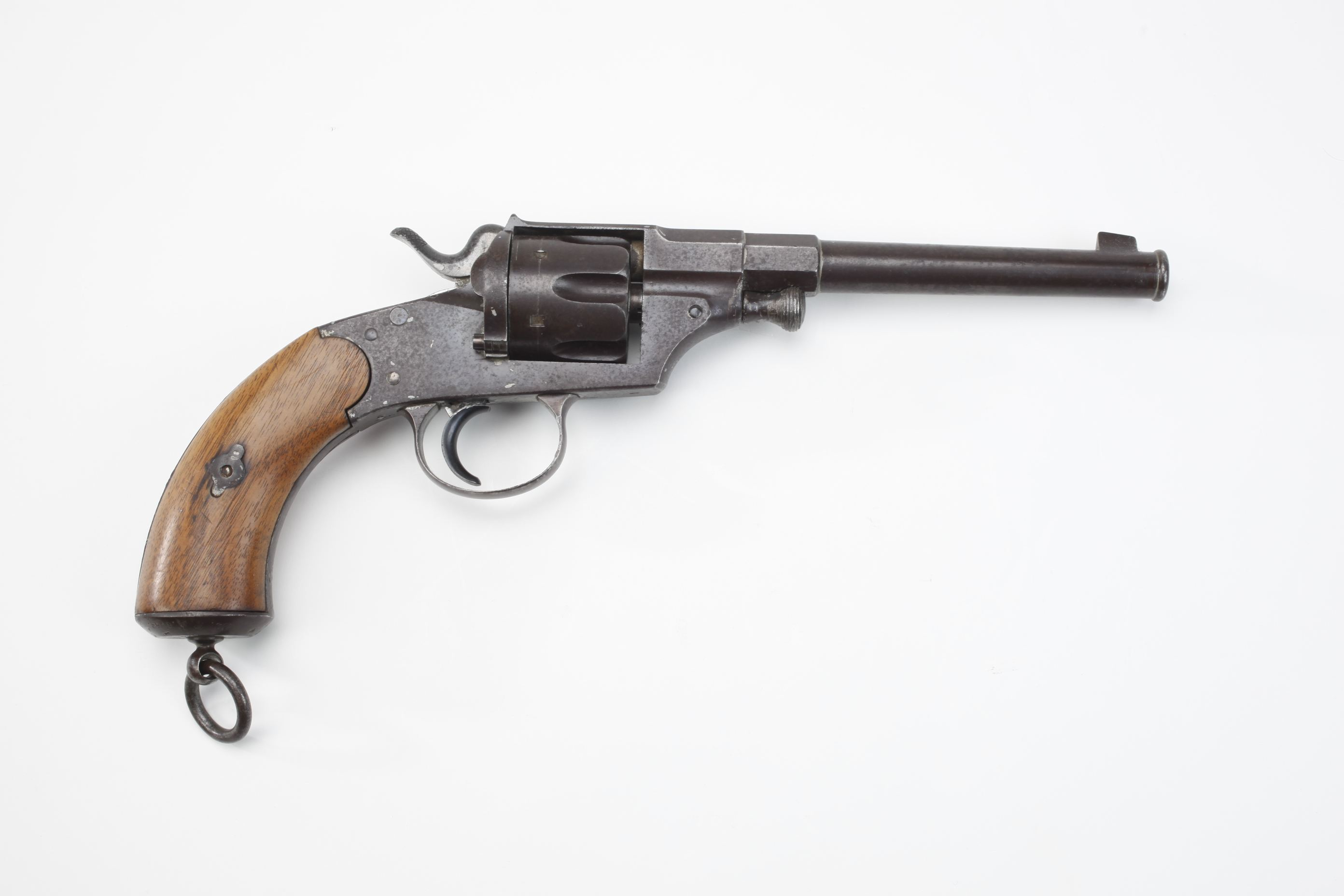 Dreyse Model 1879 Commission Reichsrevolver