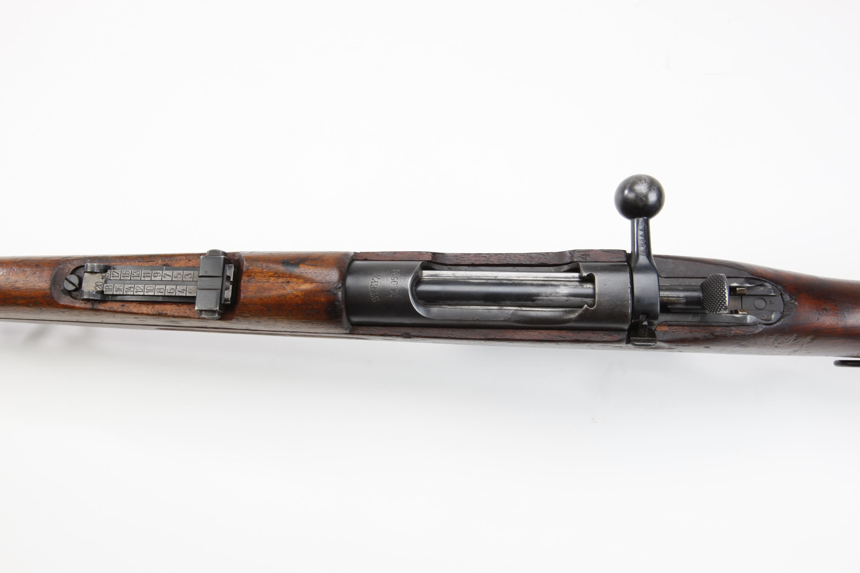 Waffenfabrik Steyr Model 1895 Bolt Action Carbine
