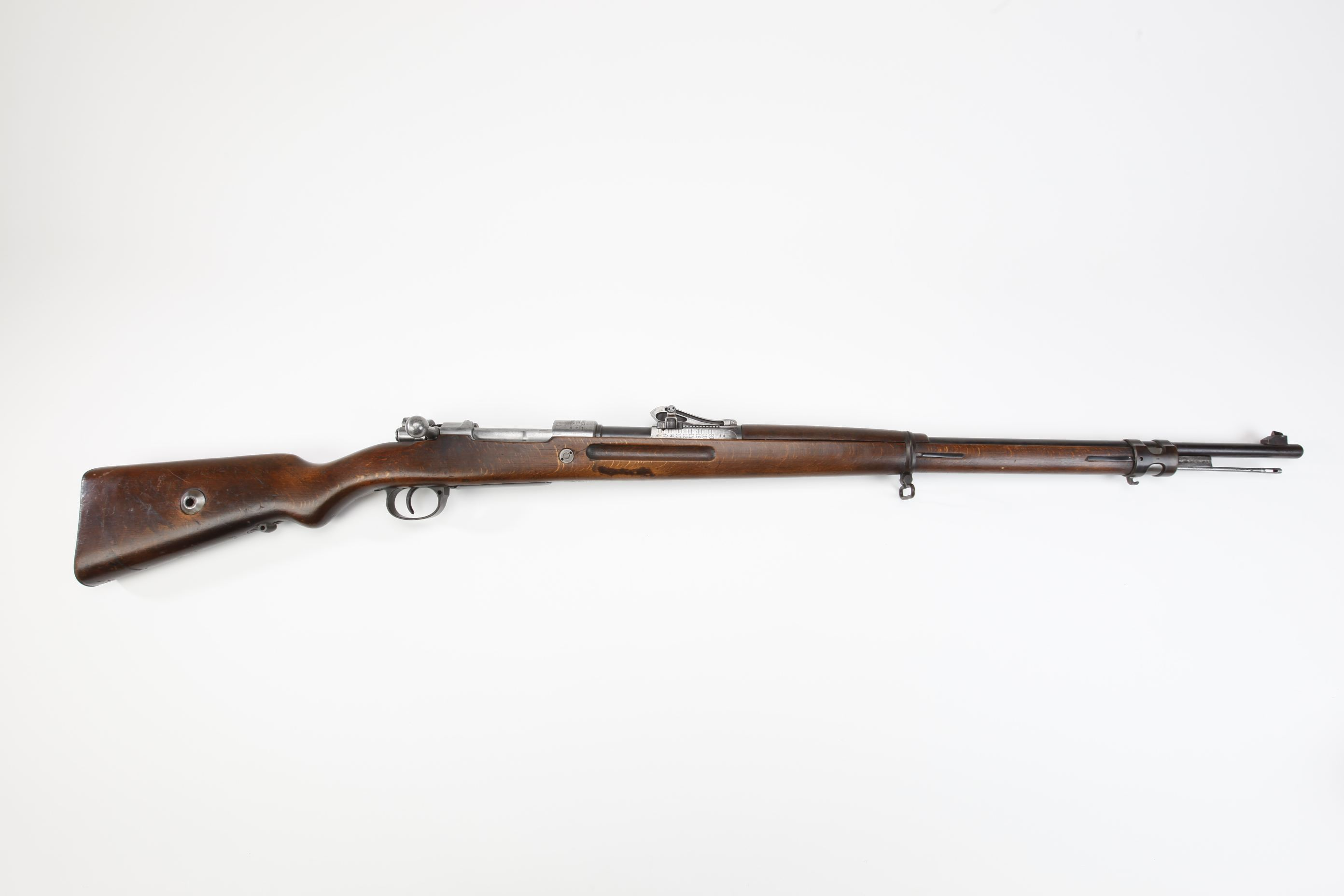Waffenwerke Oberspree Kornbusch Gew 98 Bolt Action Rifle
