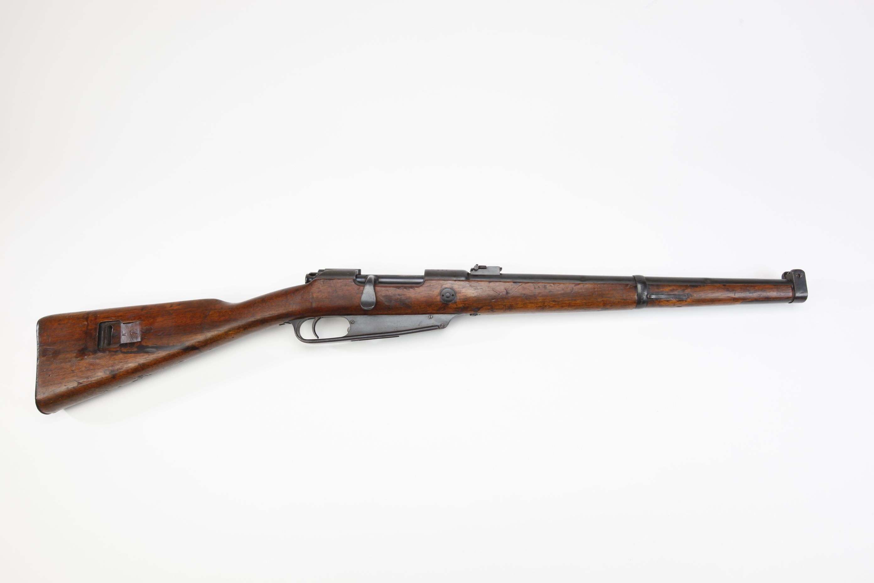 Erfurt Arsenal Model 1891 Commission Bolt Action Carbine