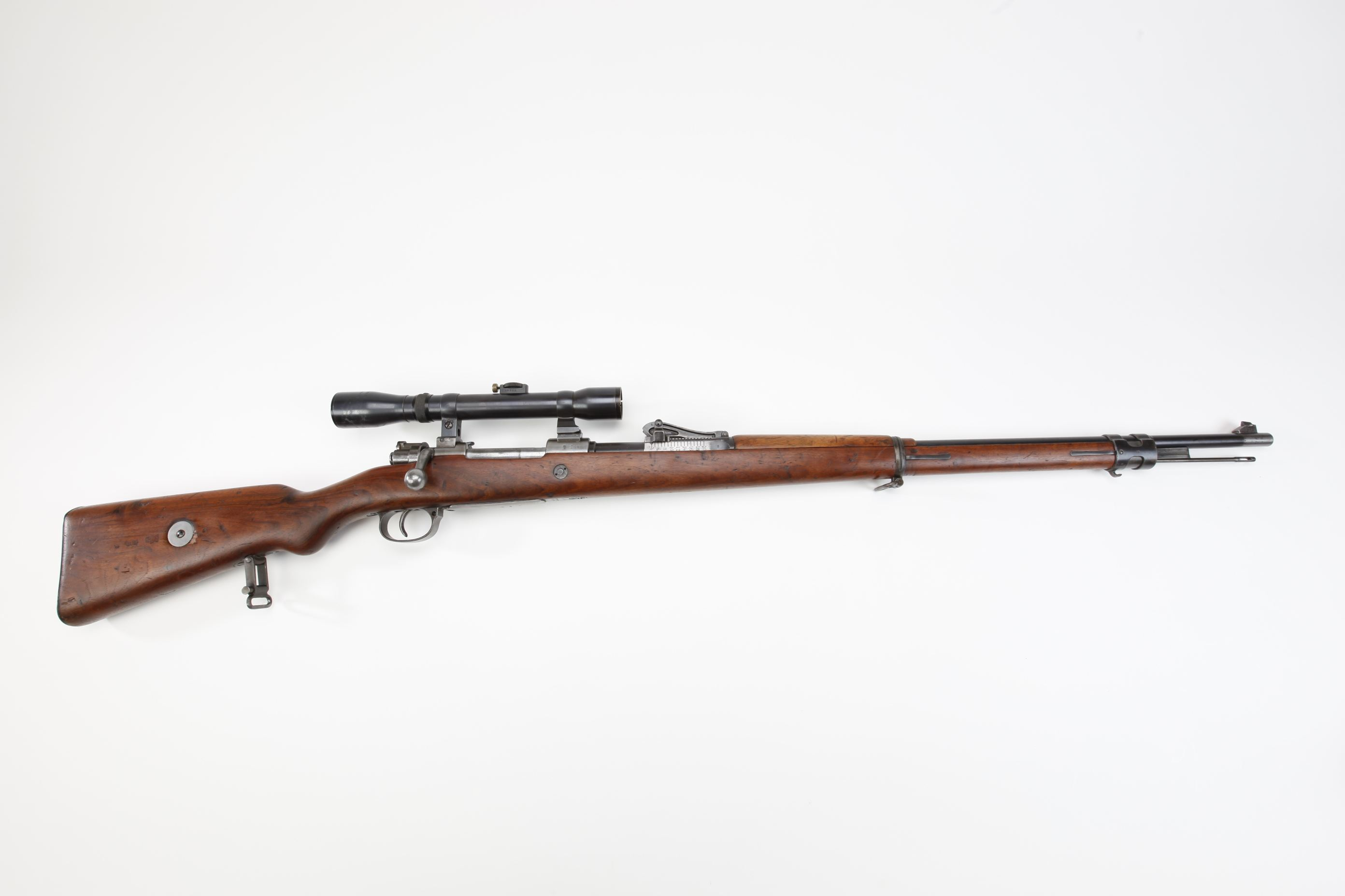 Mauser Gew 98 Bolt Action Sniper Rifle