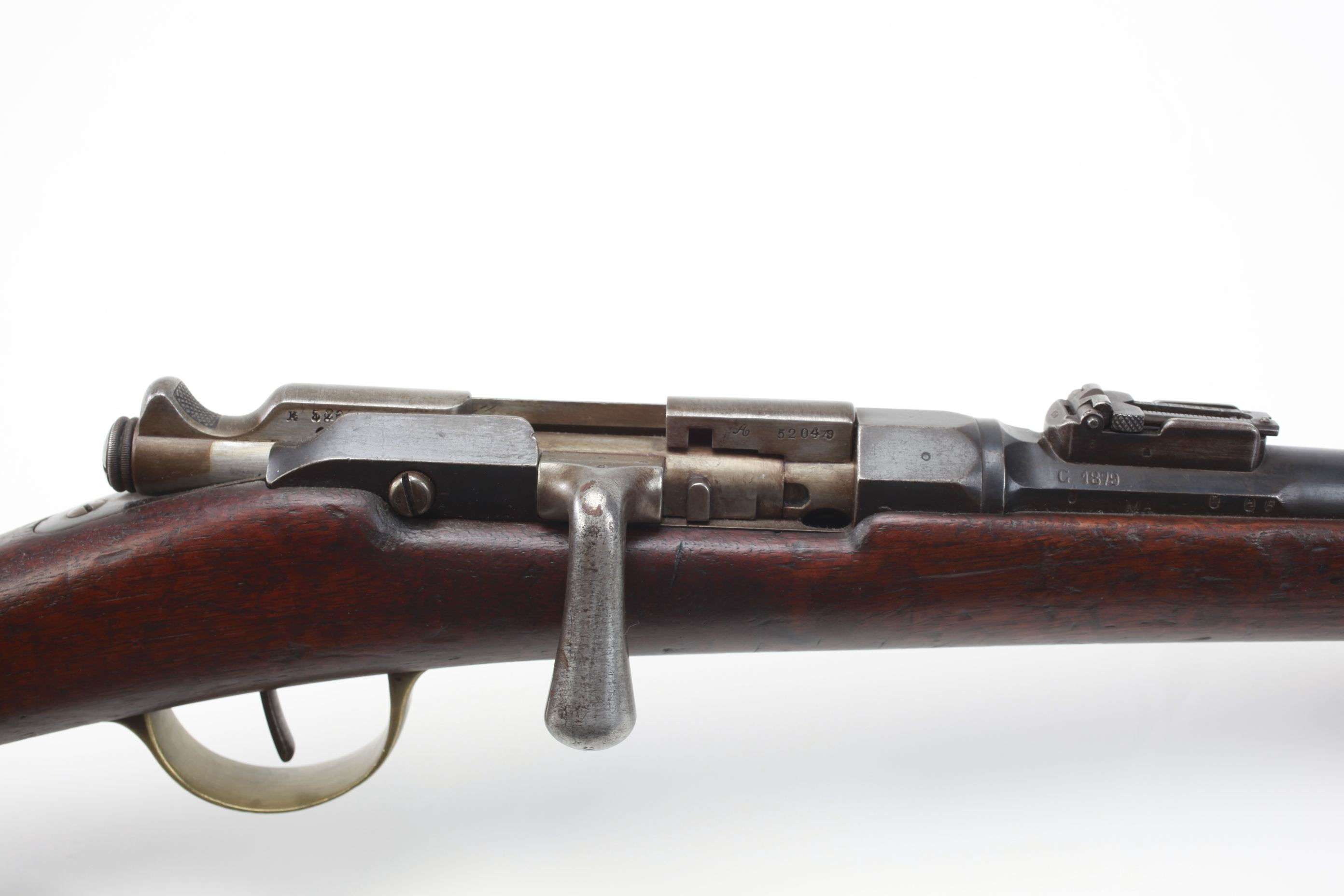 Chatelerault Model 1874 Gras Bolt Action Carbine