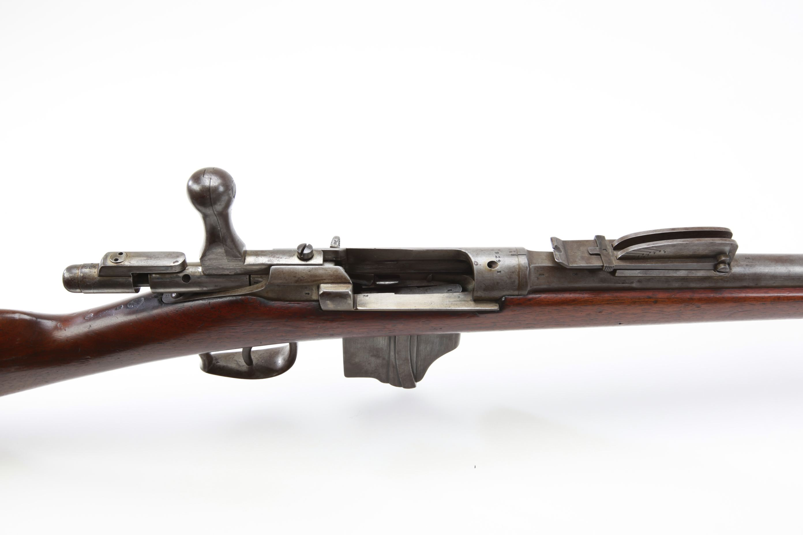 Dutch Vetterli Vitali Bolt Action Rifle