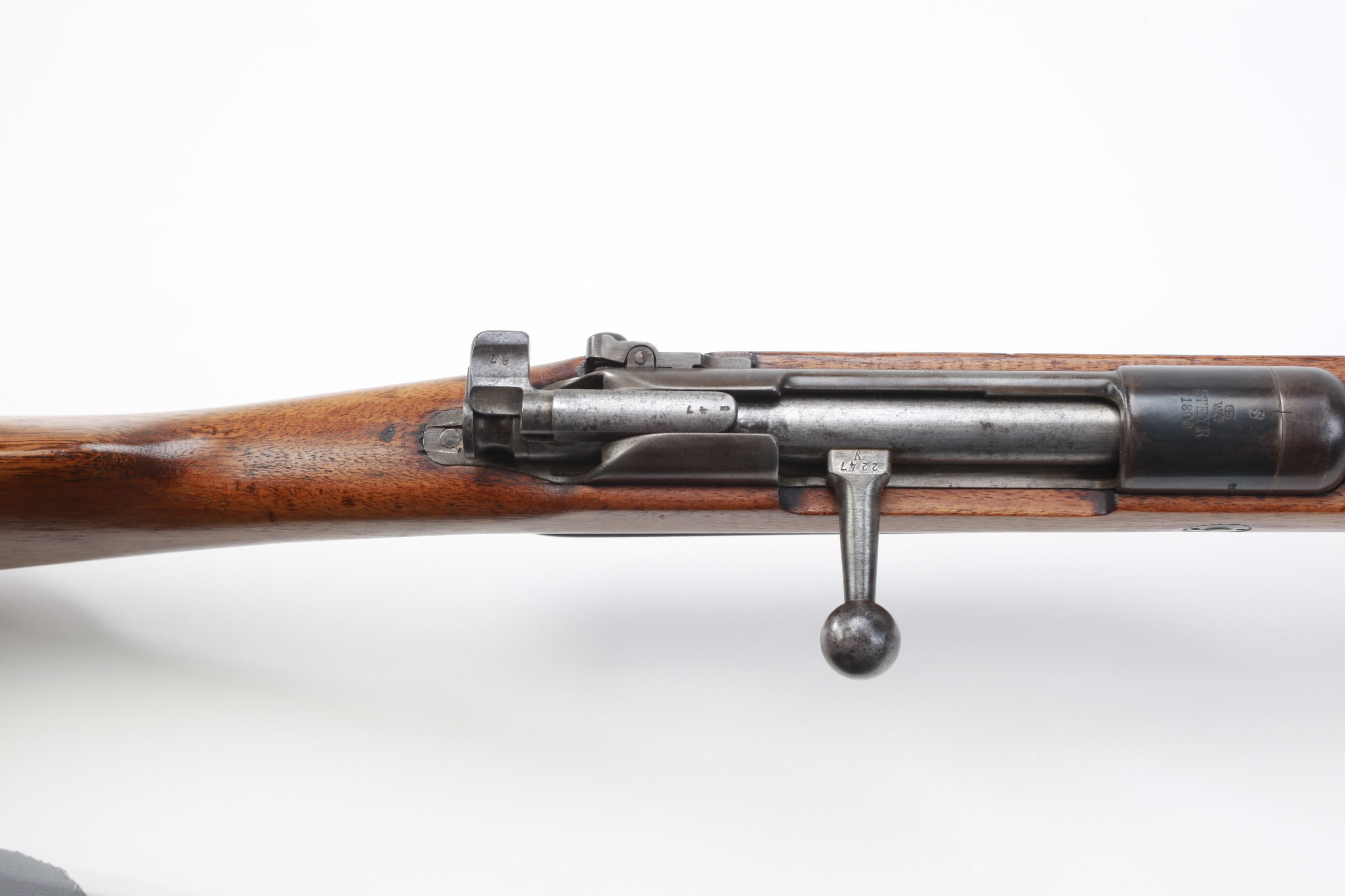 Waffenfabrik Steyr Gewehr 88 Commission Bolt Action Rifle