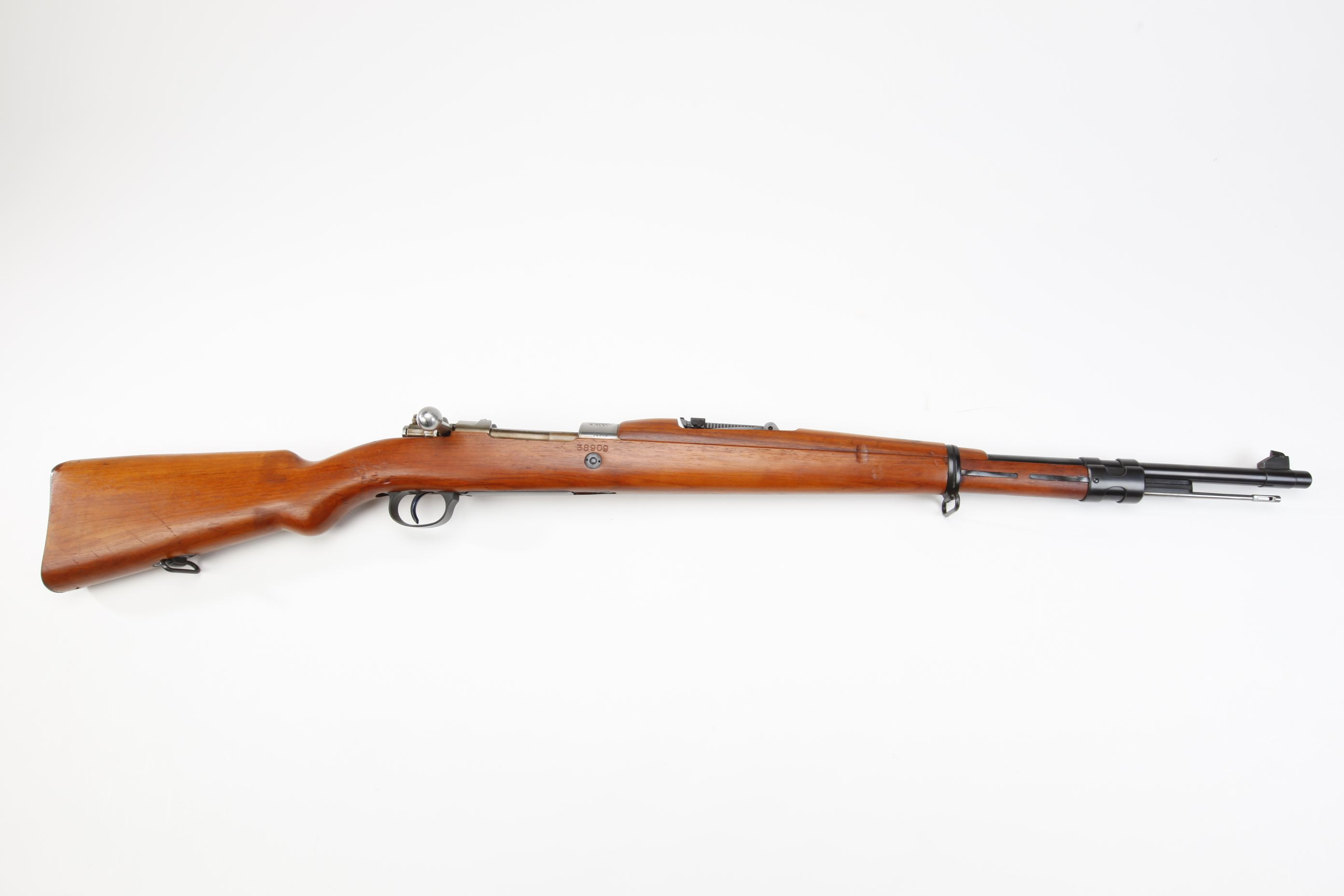 Fabrique Nationale Venezuelan Contract Model 1924 30 Bolt Action Rifle
