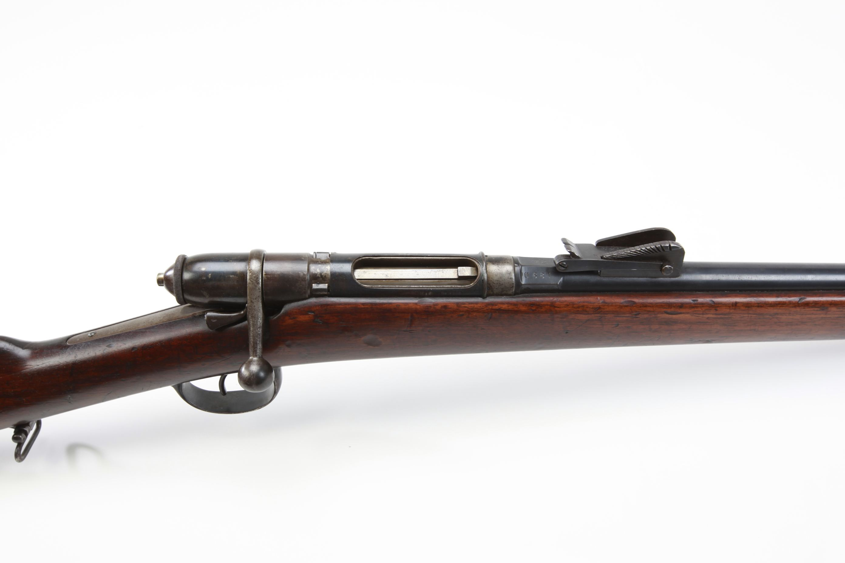 Brescia Model 1871 Vetterli Bolt Action Carbine