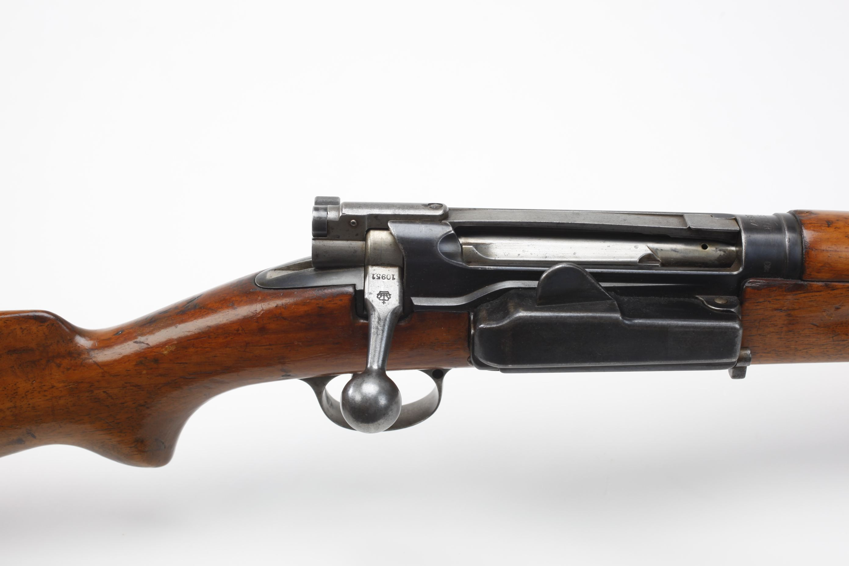 Waffenfabrik Steyr Norwegian Contract M1894 Krag Jorgensen BA Rifle