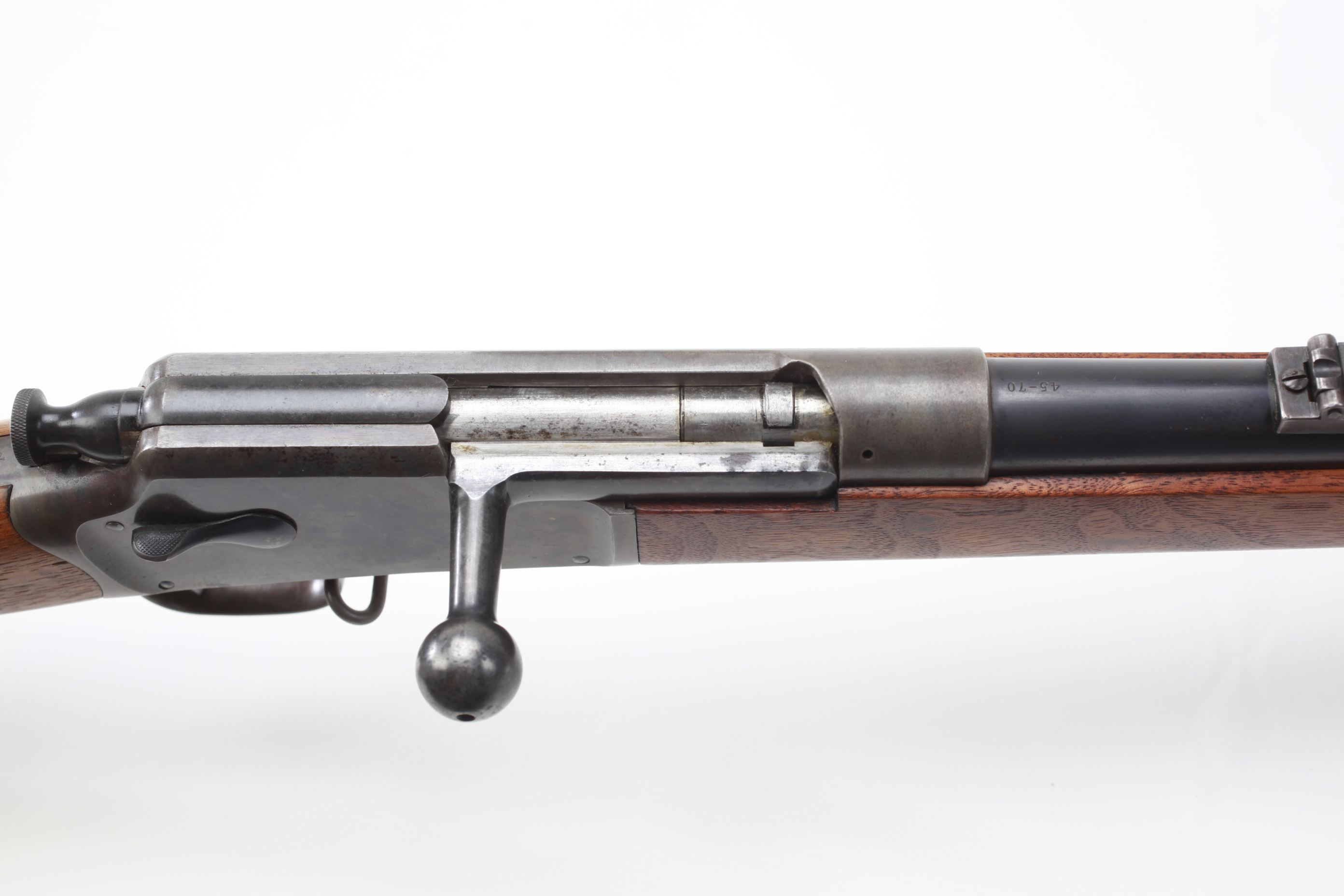 U.S. Winchester Hotchkiss Model 1883 Rifle