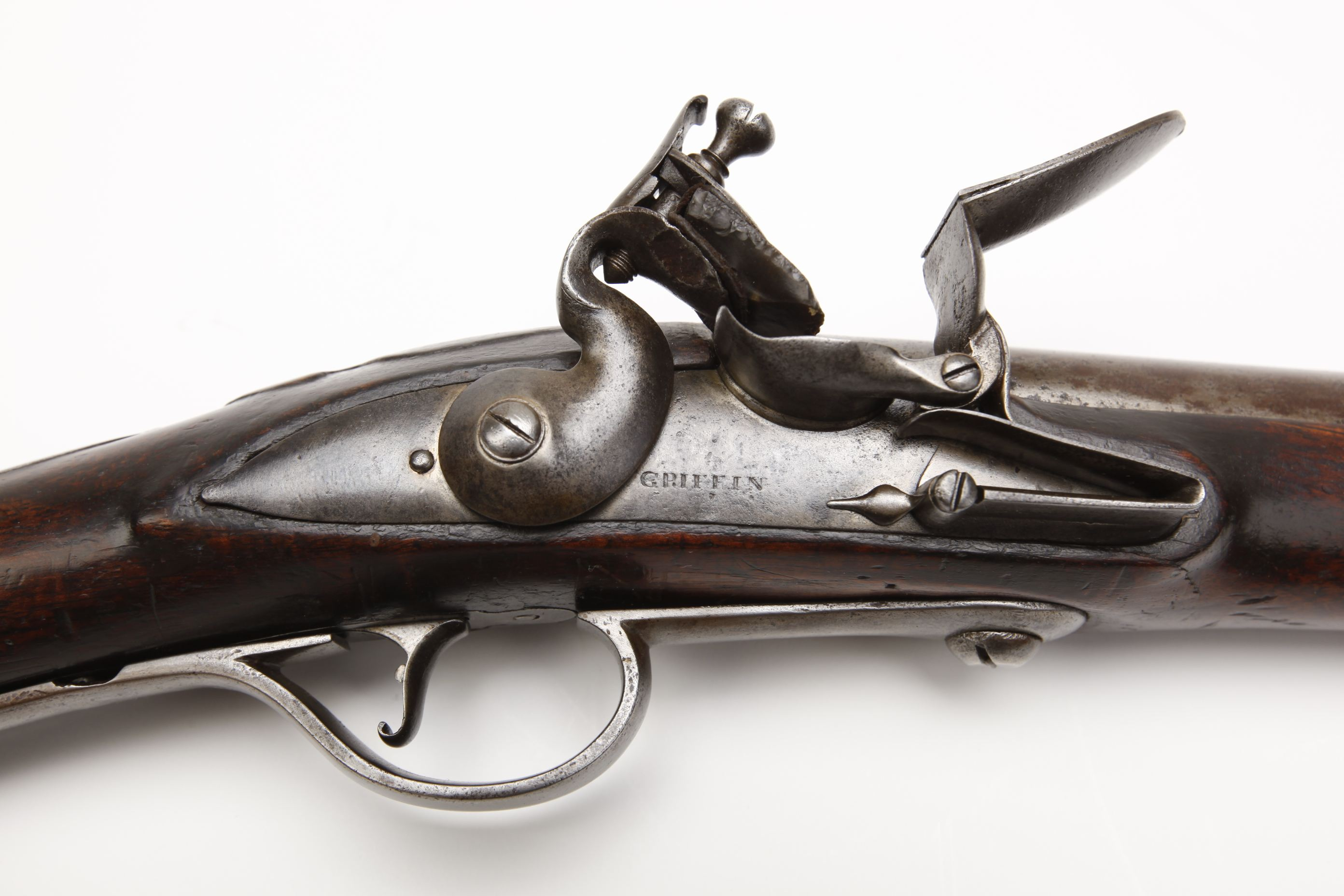 Griffin Breechloading Flintlock Musket