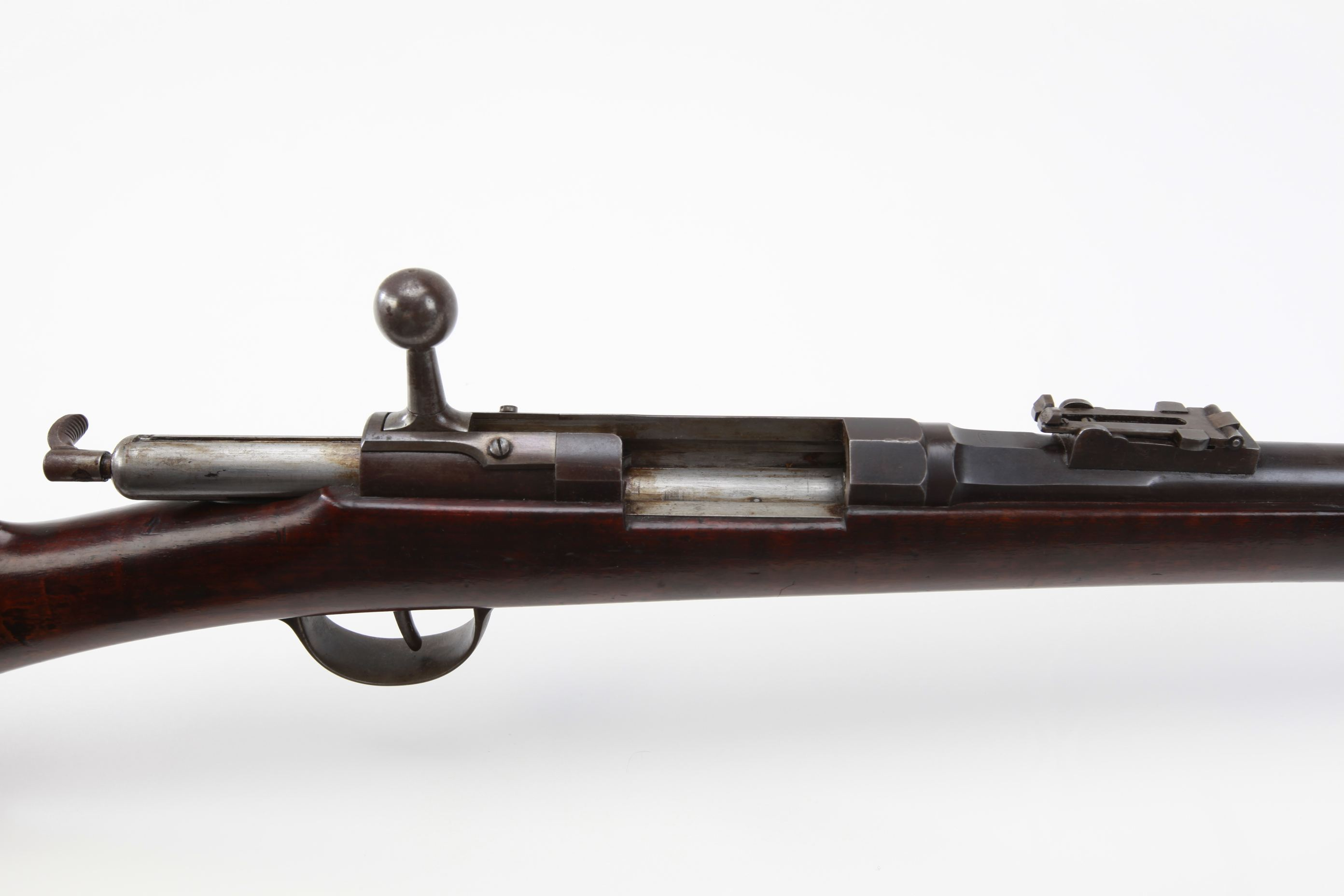 Chassepot Model 1866 Bolt-Action Rifle (1)