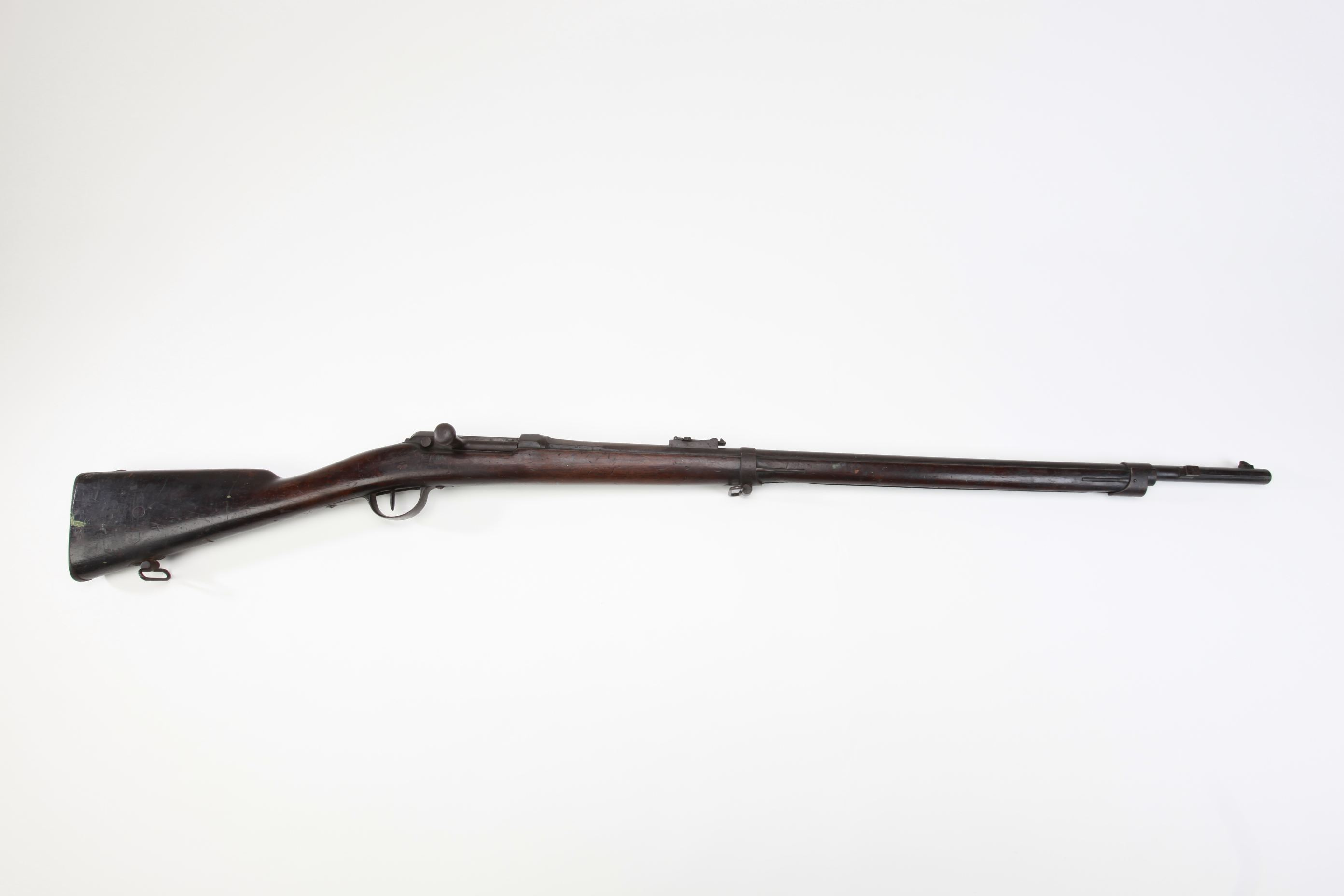 Chassepot Model 1873 Bolt Action Rifle