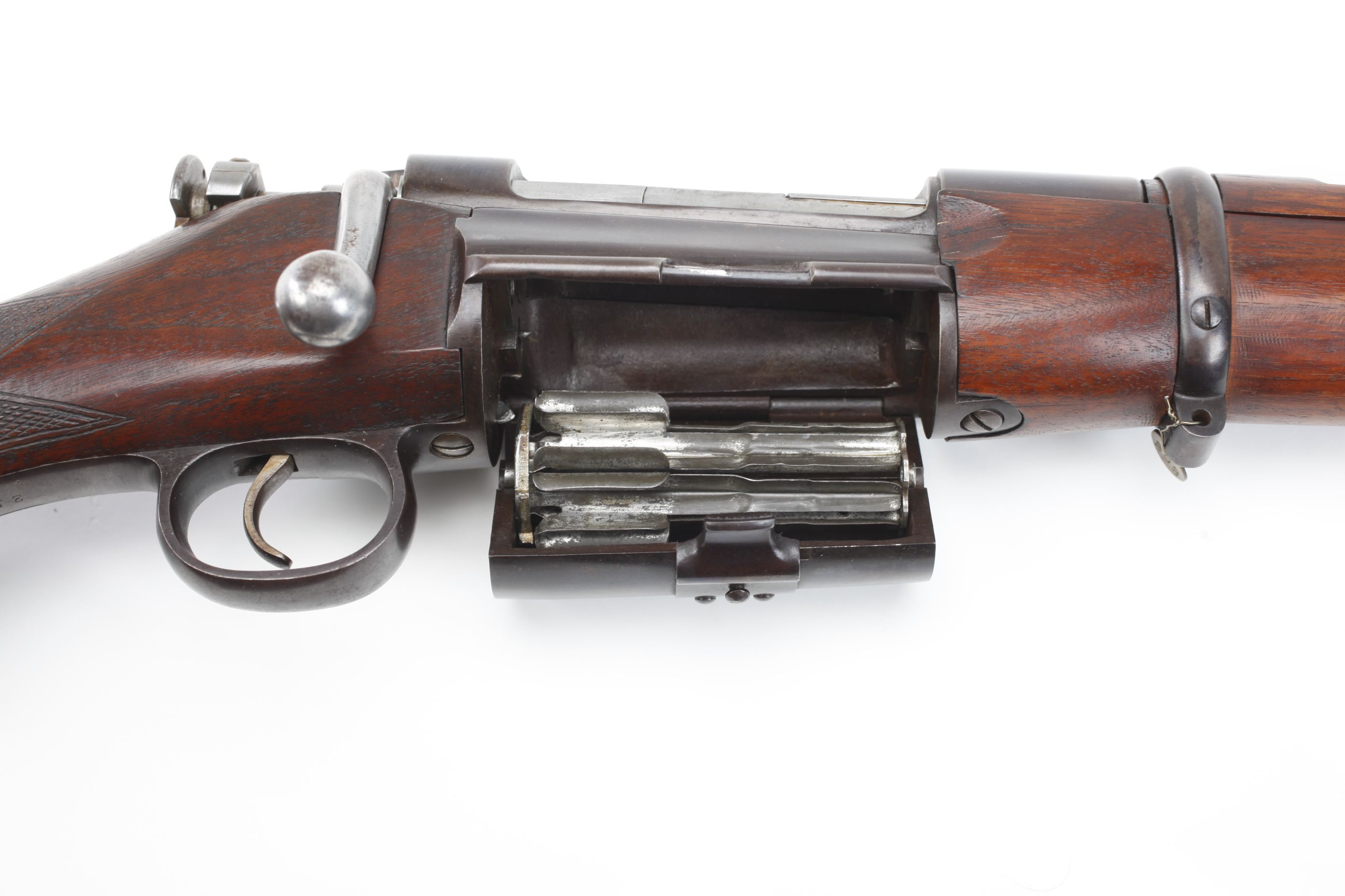 Blake Bolt Action Repeating Rifle