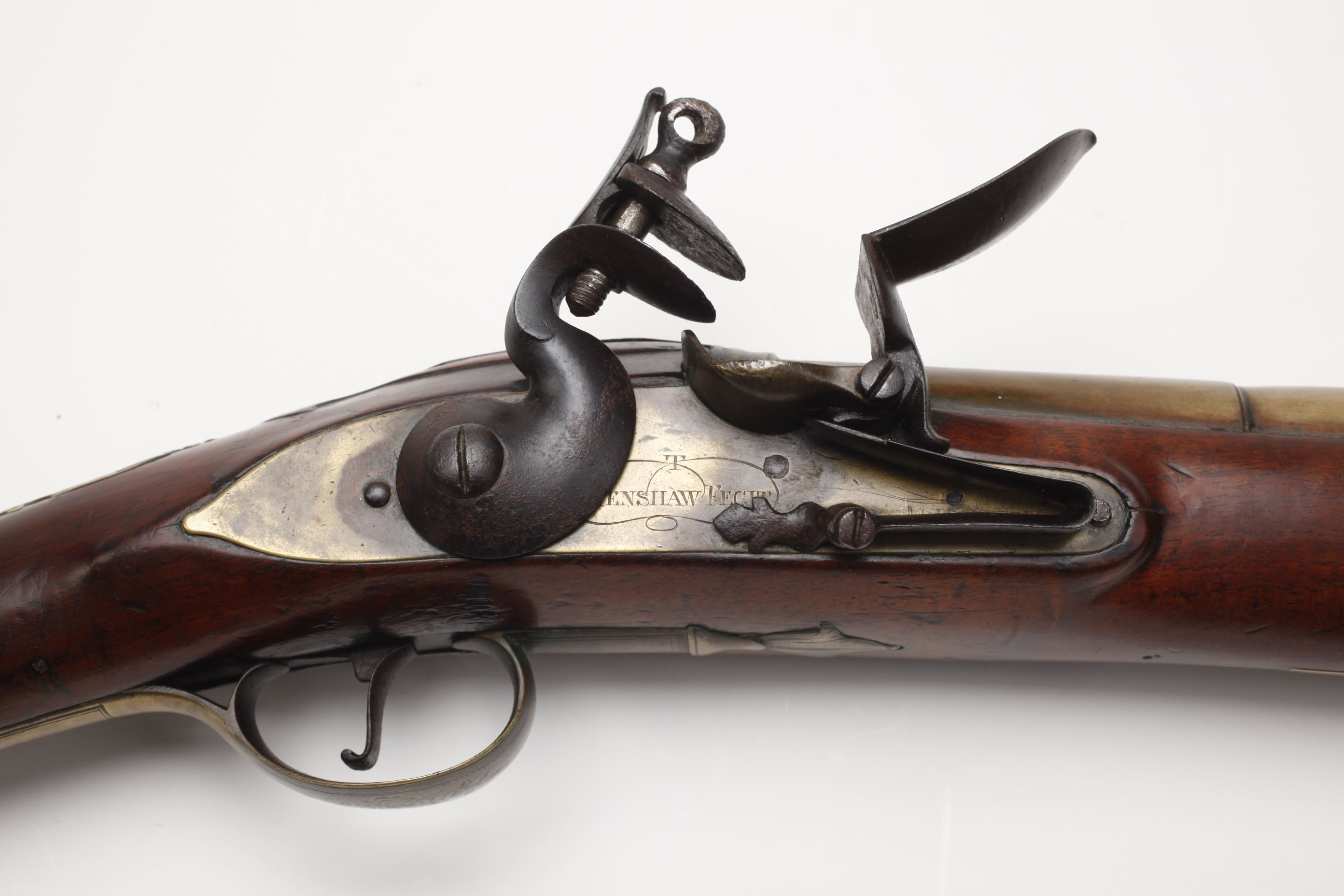 T. Henshaw British Sea Service Blunderbuss