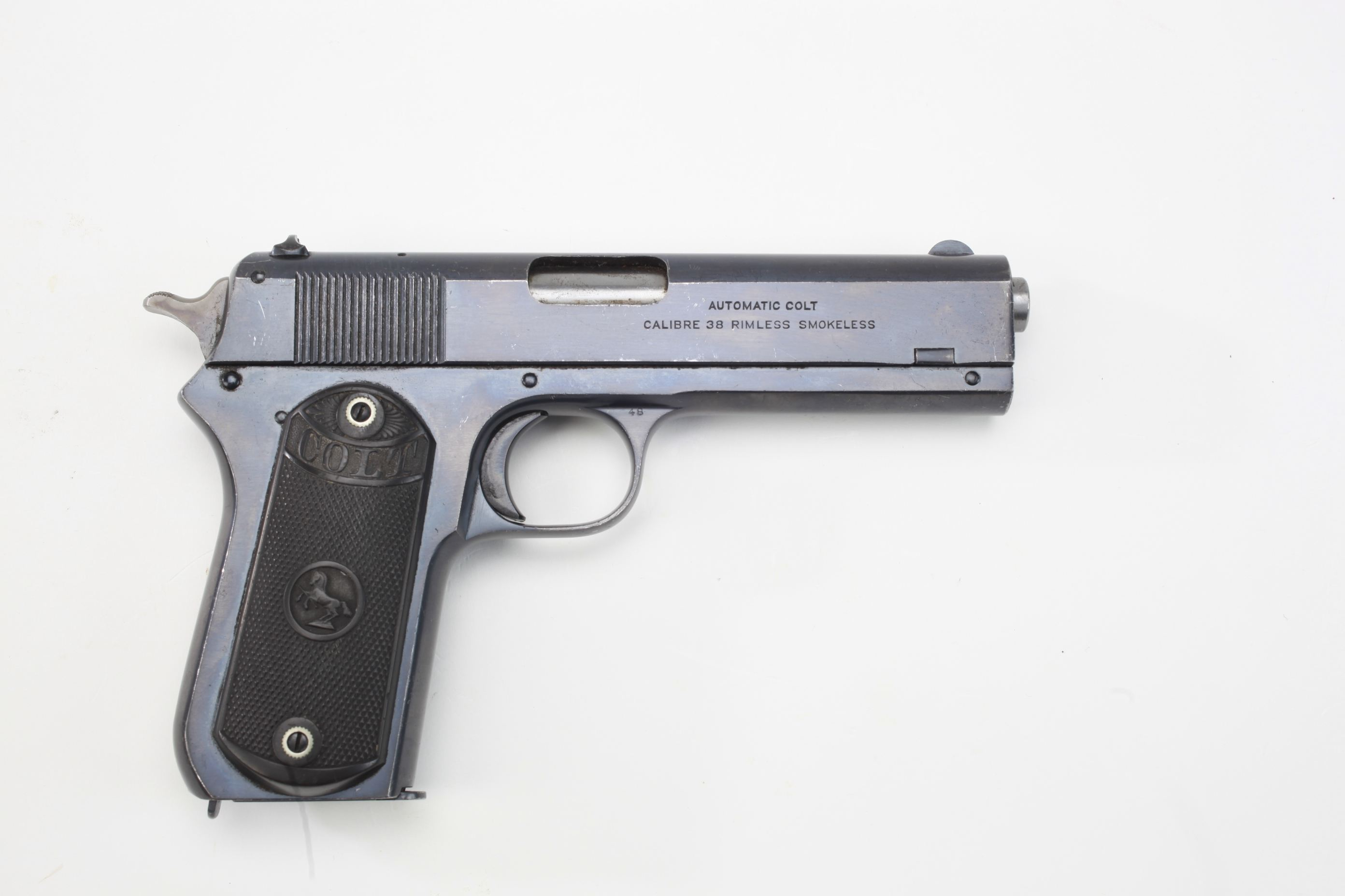 Colt Model 1903 Pocket Automatic Pistol