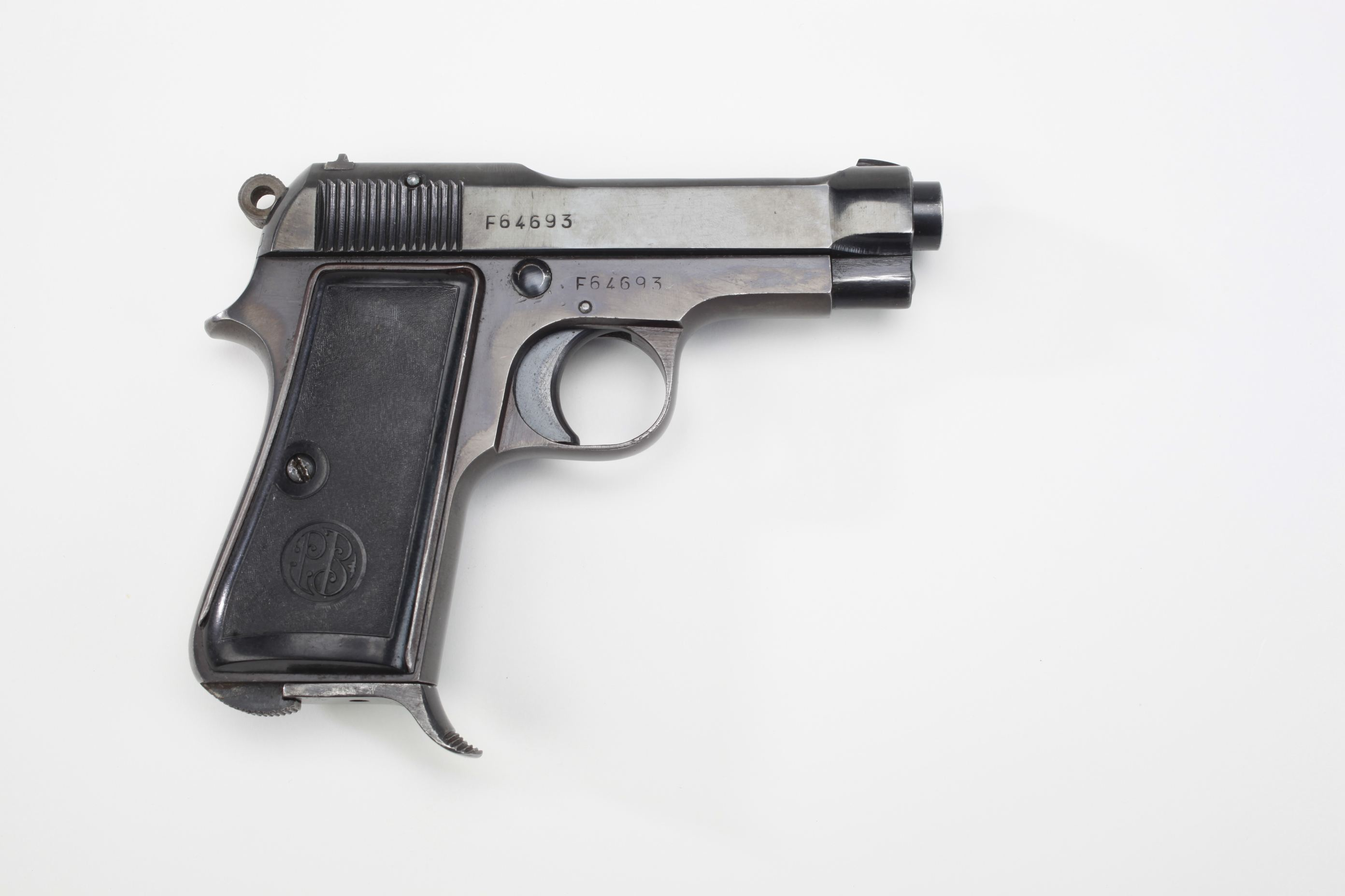Beretta Model 1934 Semi Automatic Pistol (1)