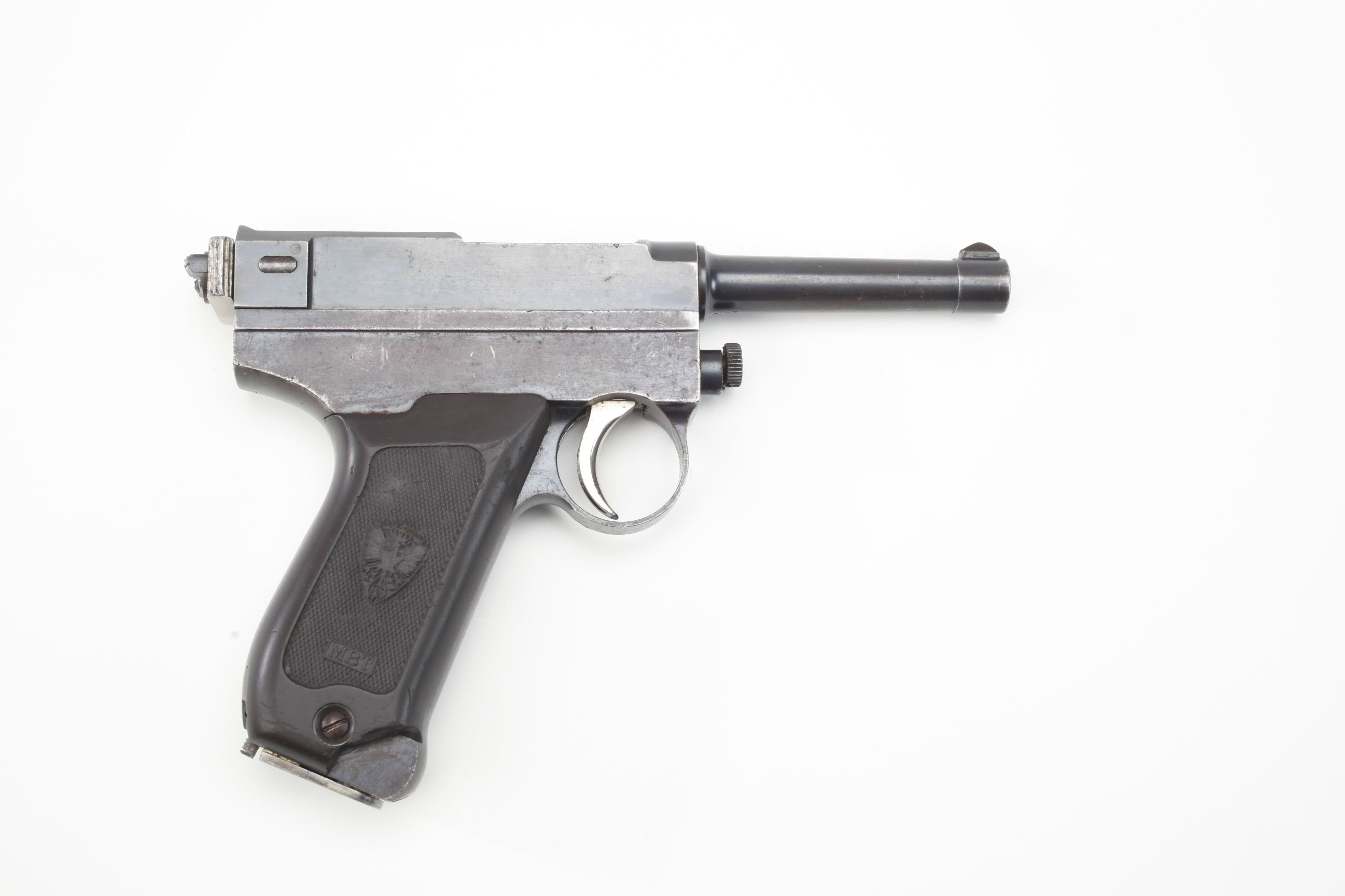 Glisenti Model 1910 Semi Automatic Pistol