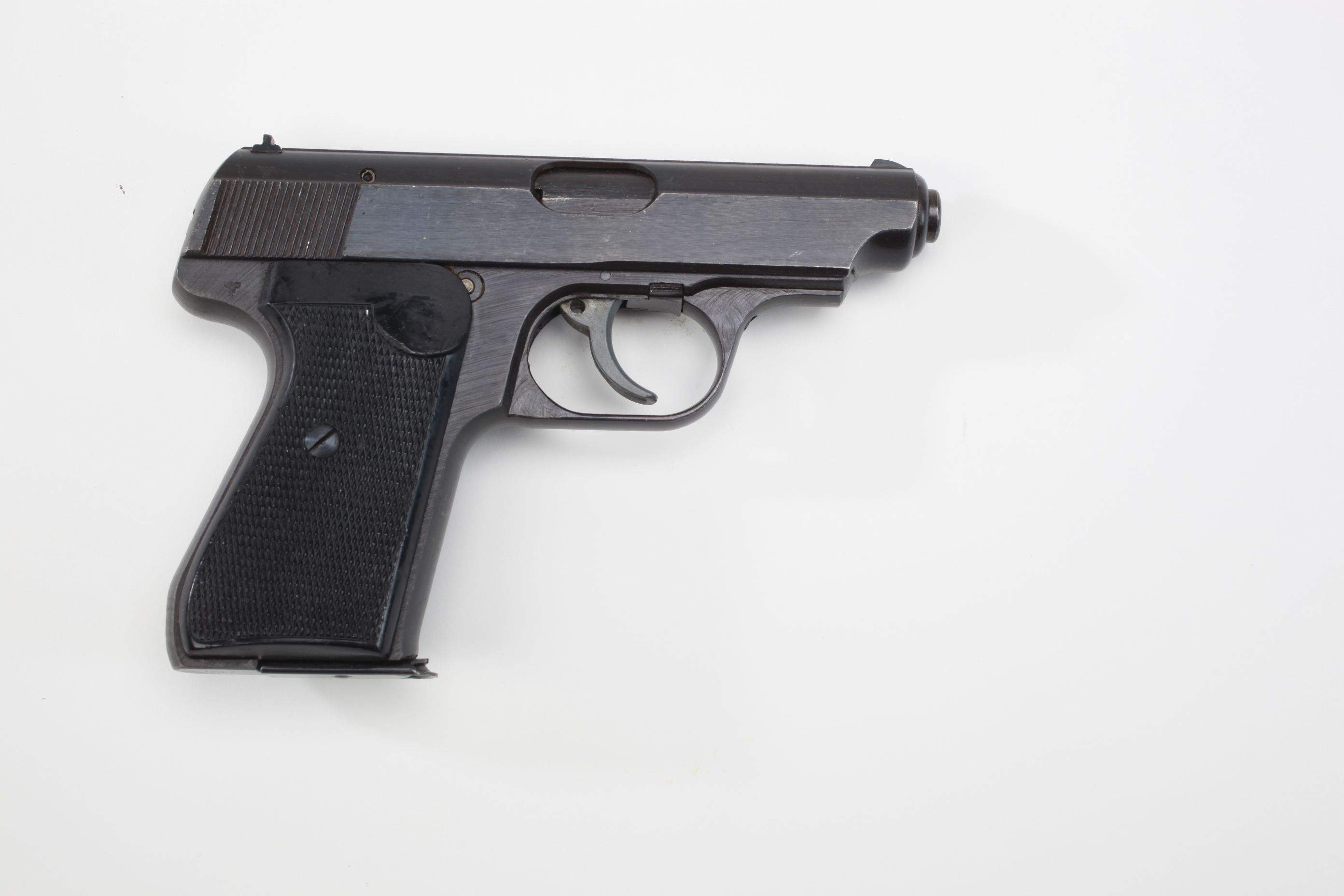 J. P. Sauer and Sohn Model 38H Double Action Semi Automatic Pistol
