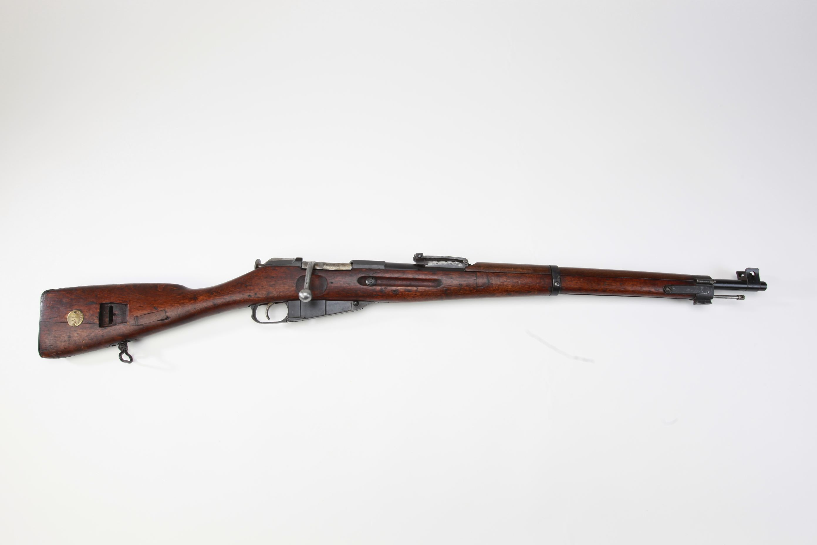 Mosin Nagant Model 27 Bolt Action Rifle