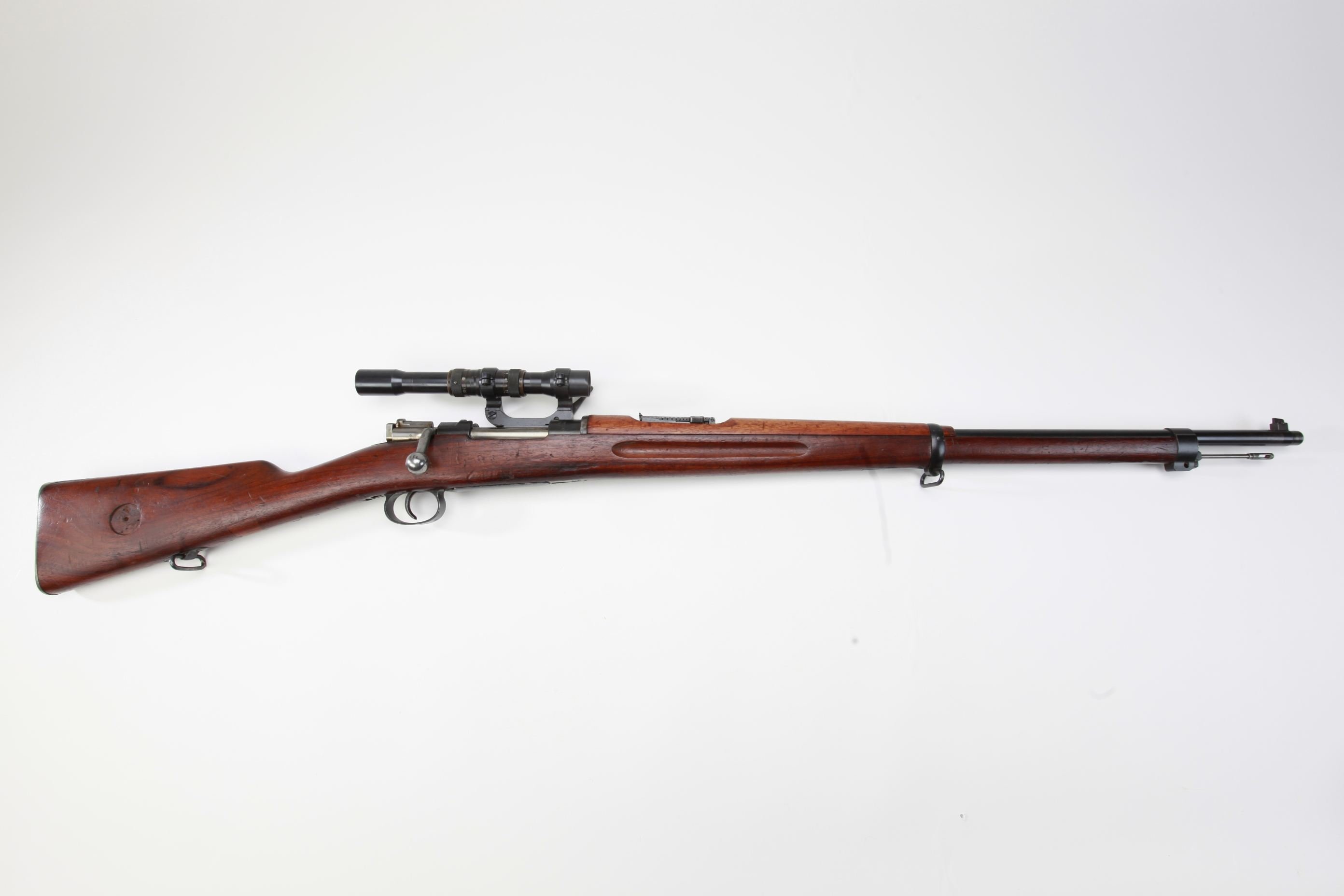 Carl Gustafs Stads Gevarsfaktori Model 96 Bolt Action Rifle