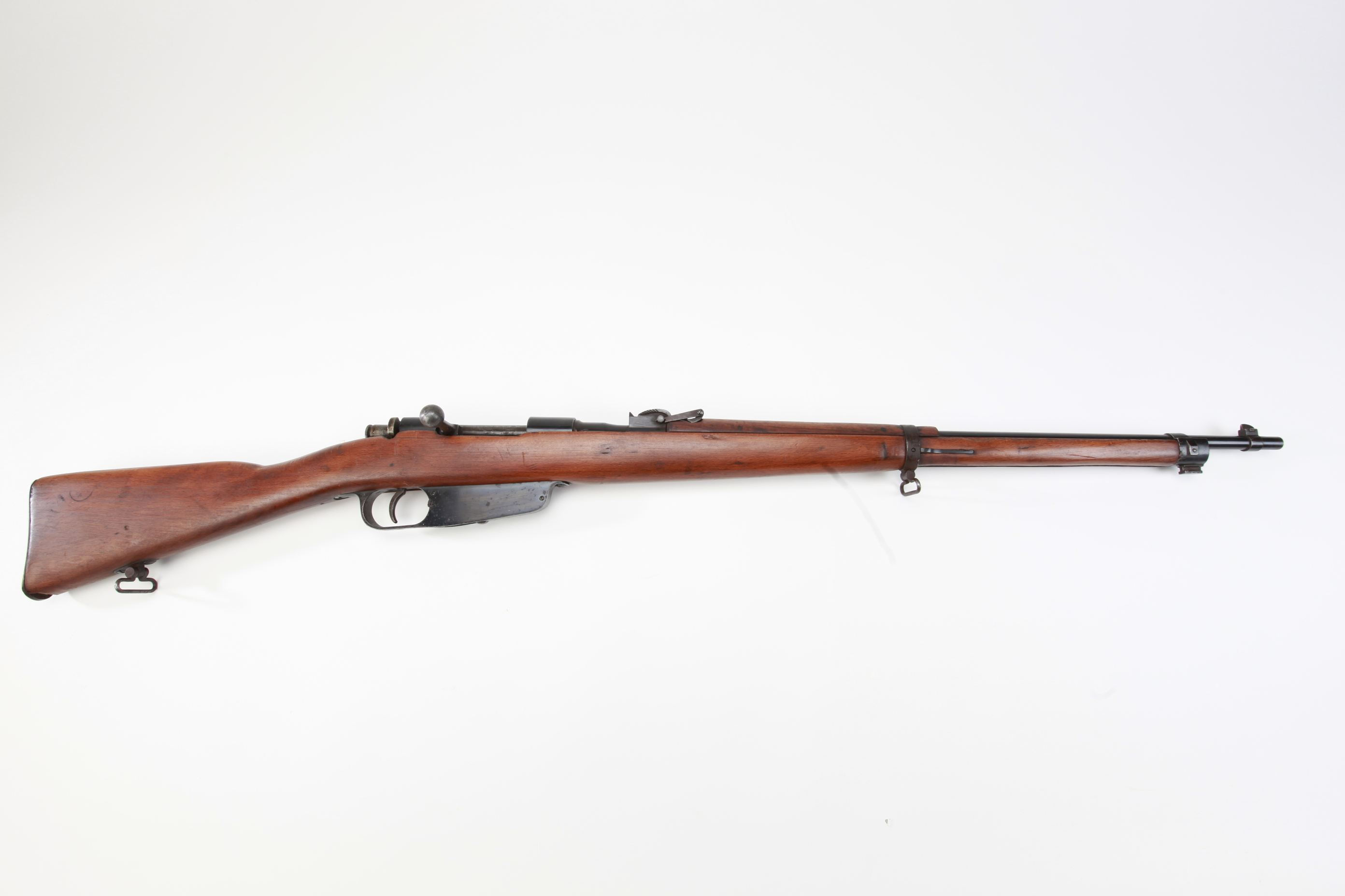 Mannlicher Carcano Model 41 Bolt Action Rifle