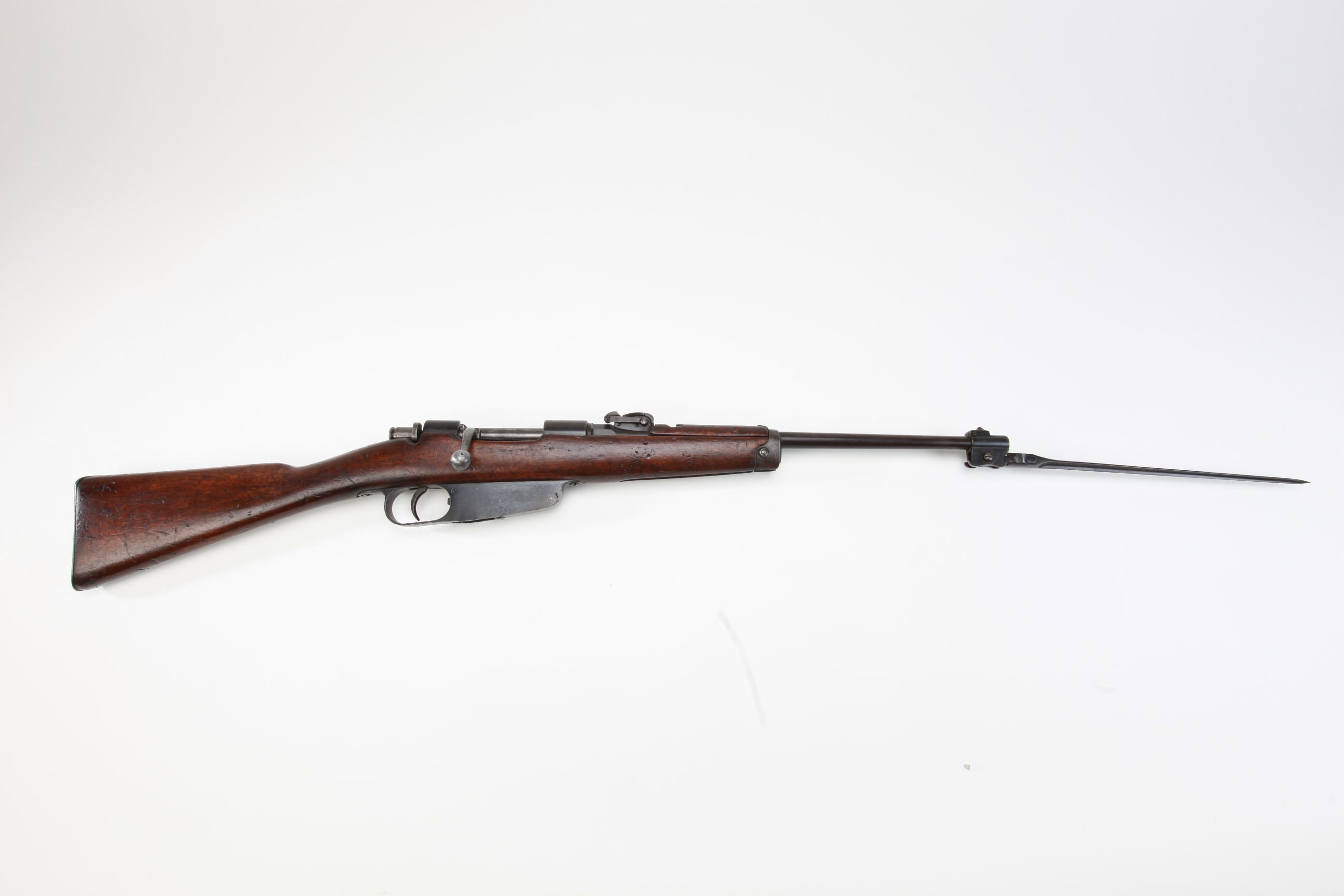 Gardone Model 1891 Mannlicher Carcano Bolt Action Rifle