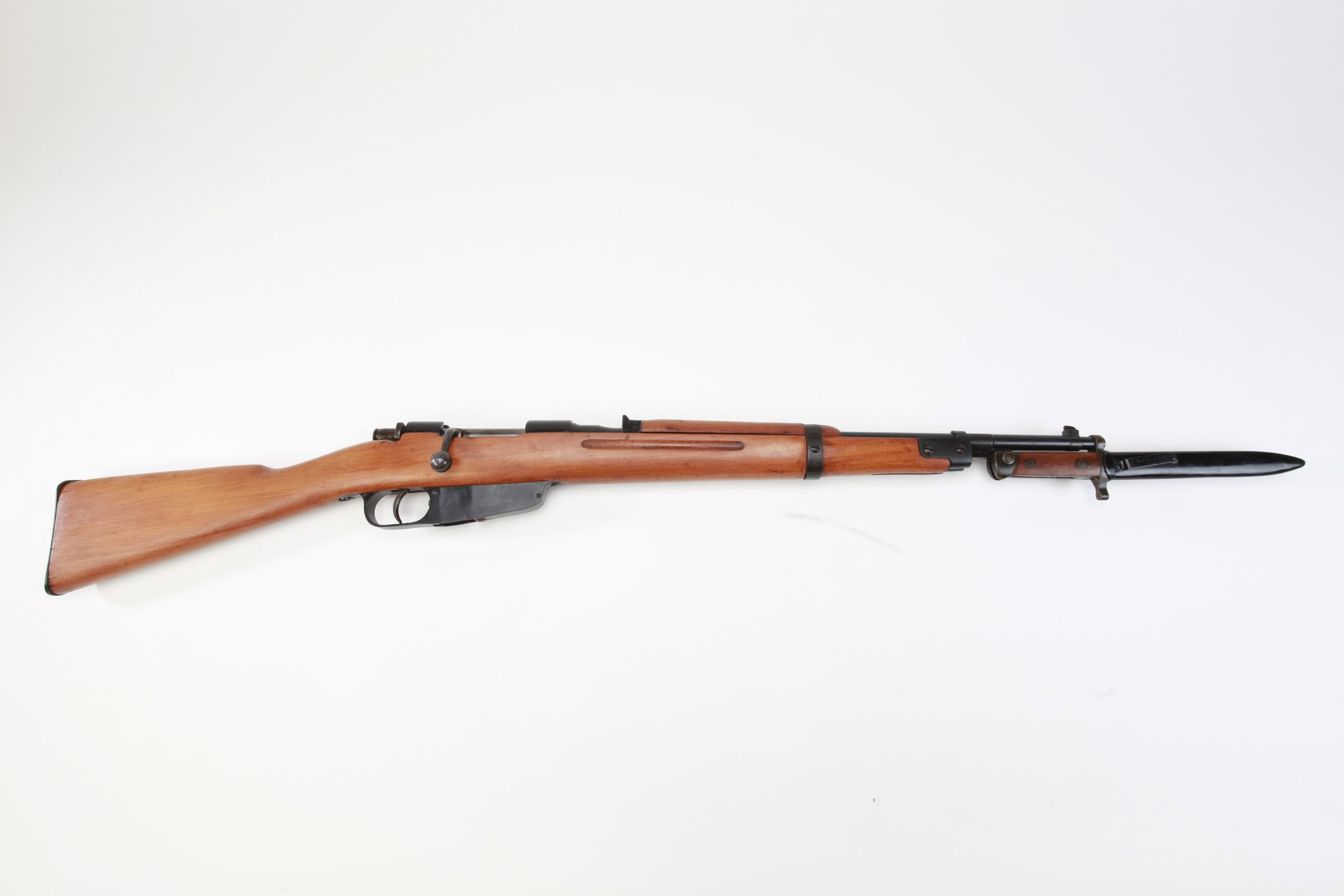 Brescia Mannlicher Carcano Model 1938 Bolt Action Rifle
