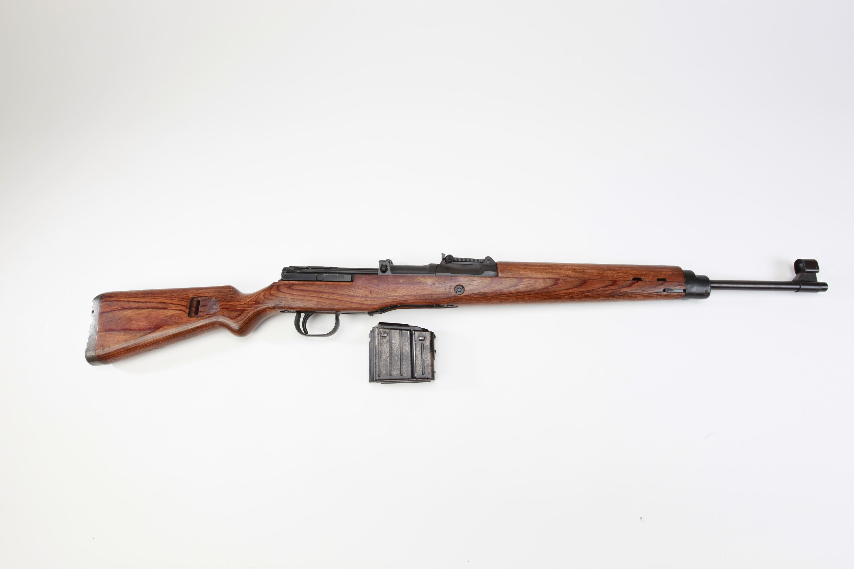 Walther K43 Semi Automatic Rifle