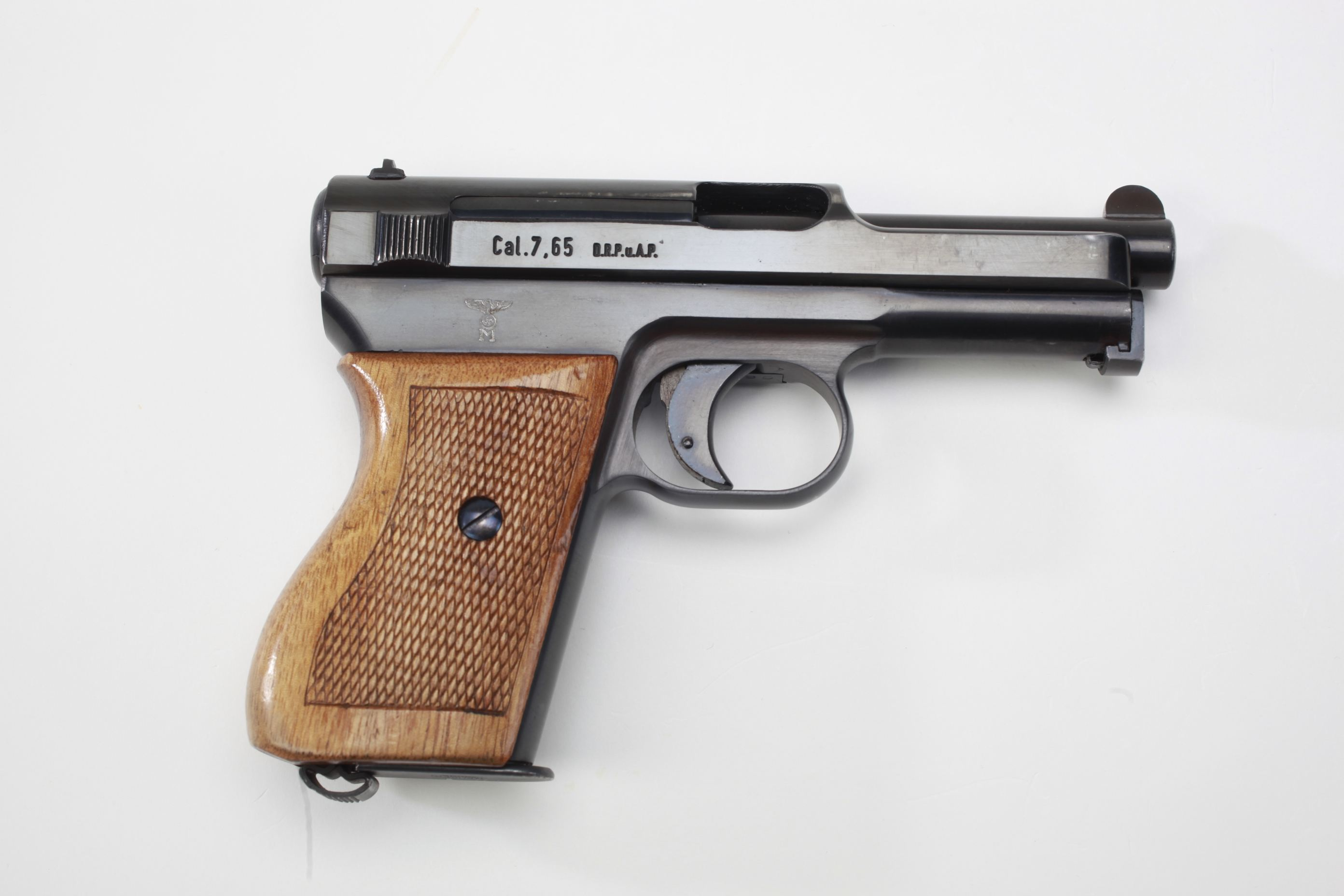 Mauser Model 1934 Semi Automatic Pistol