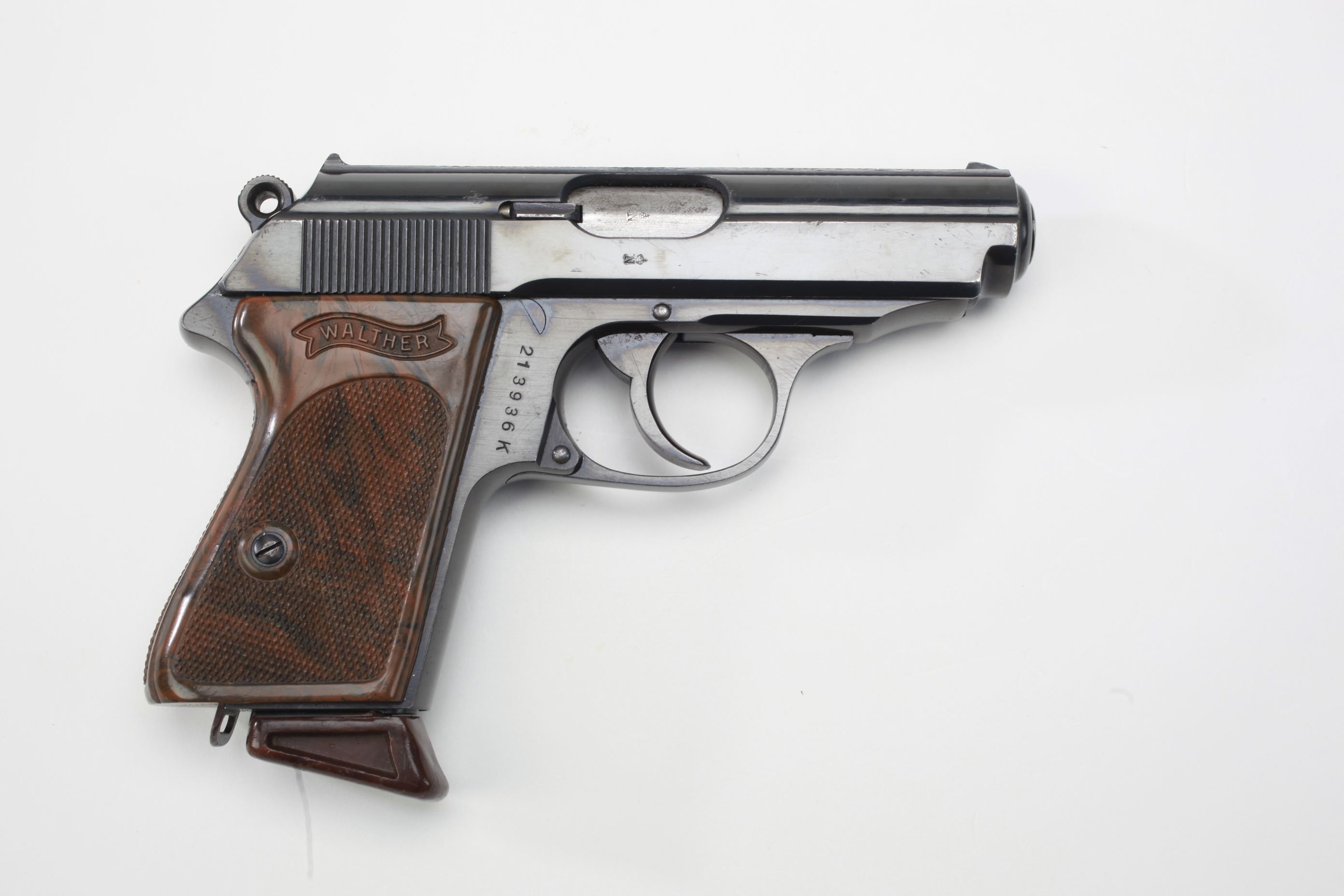 Walther PPK Semi Automatic Pistol