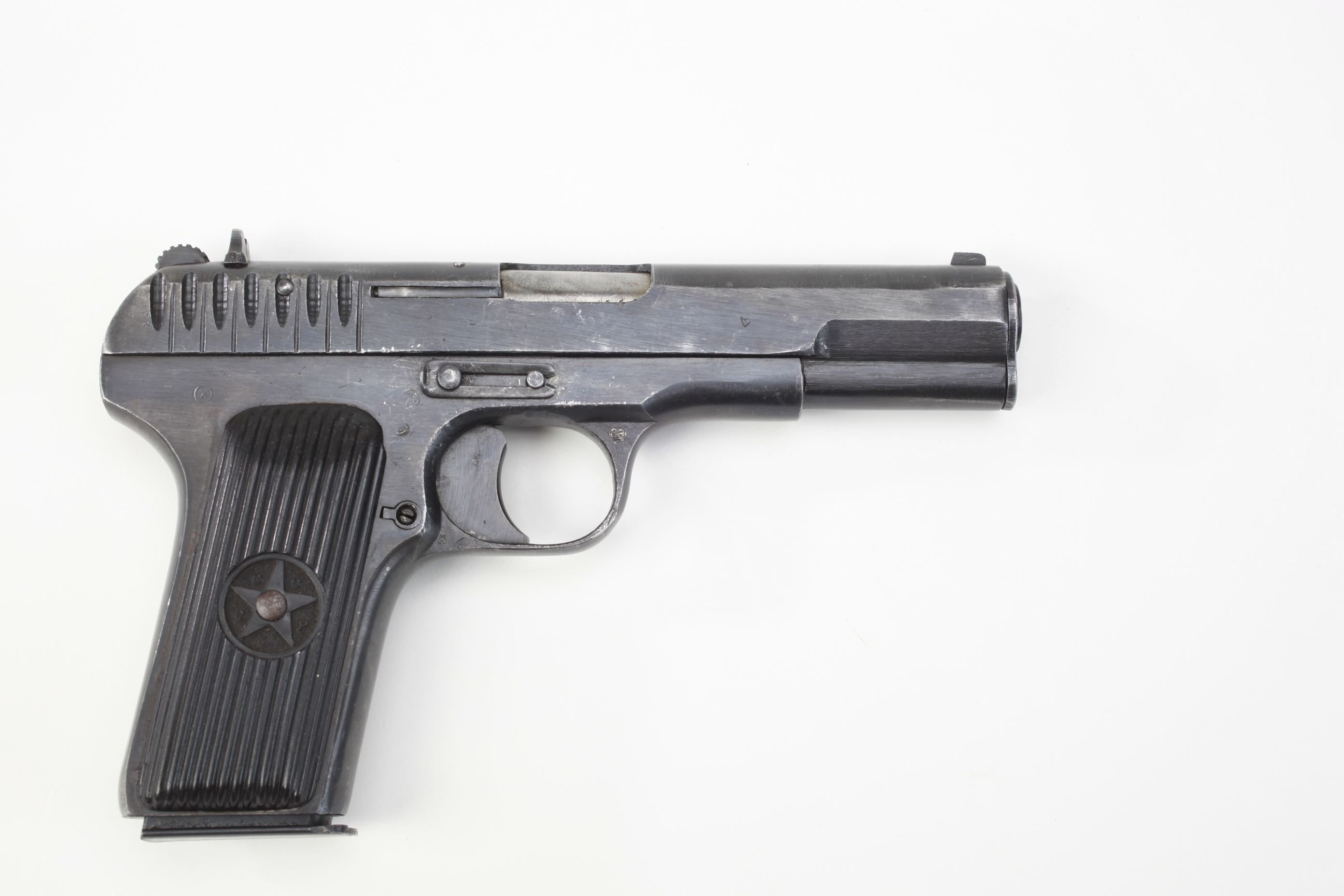 Tokarev Model 1933 Semi Automatic Pistol