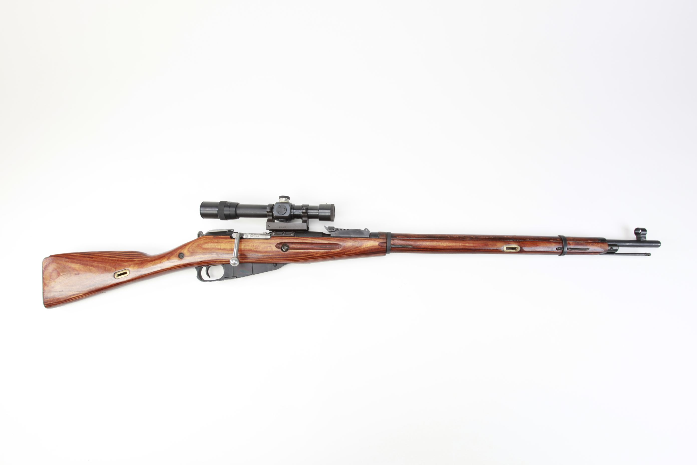 Russian Mosin Nagant M91 30 sniper rifle
