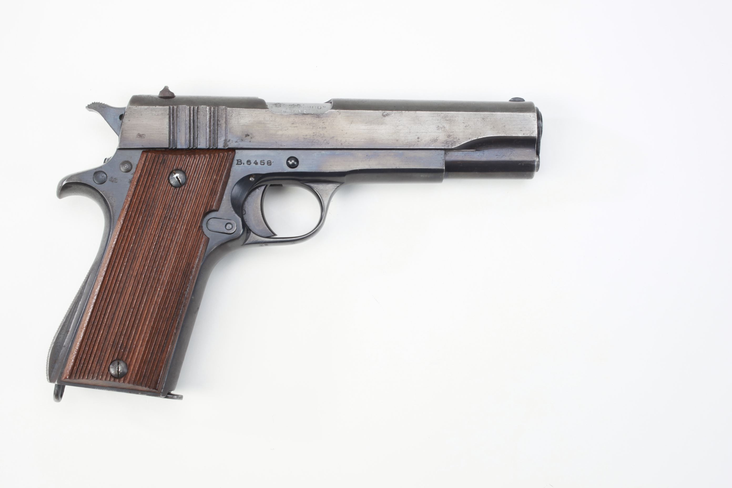 Ballester Molina British Contract pistol