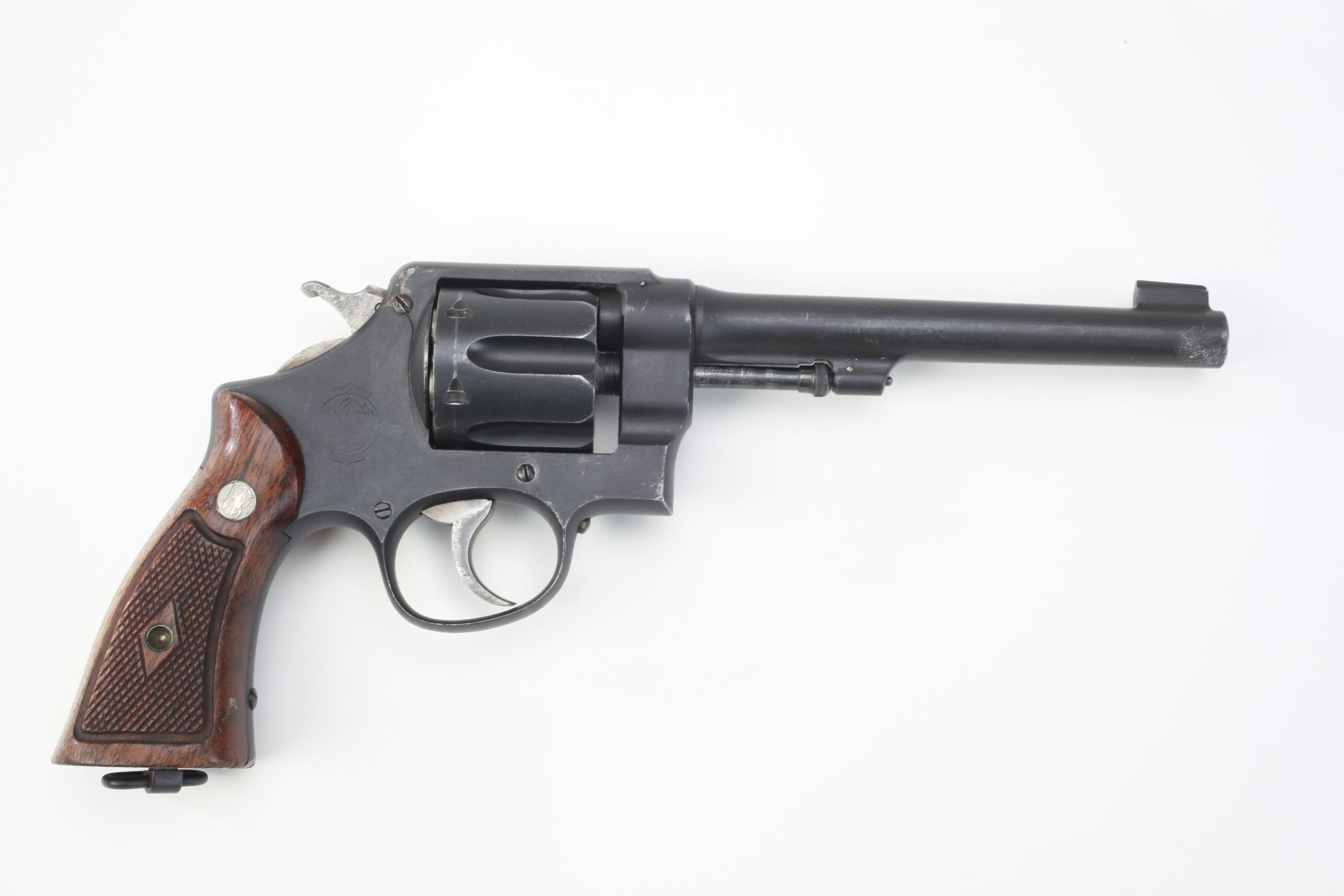U.S. Smith & Wesson Model 1917 revolver (1)