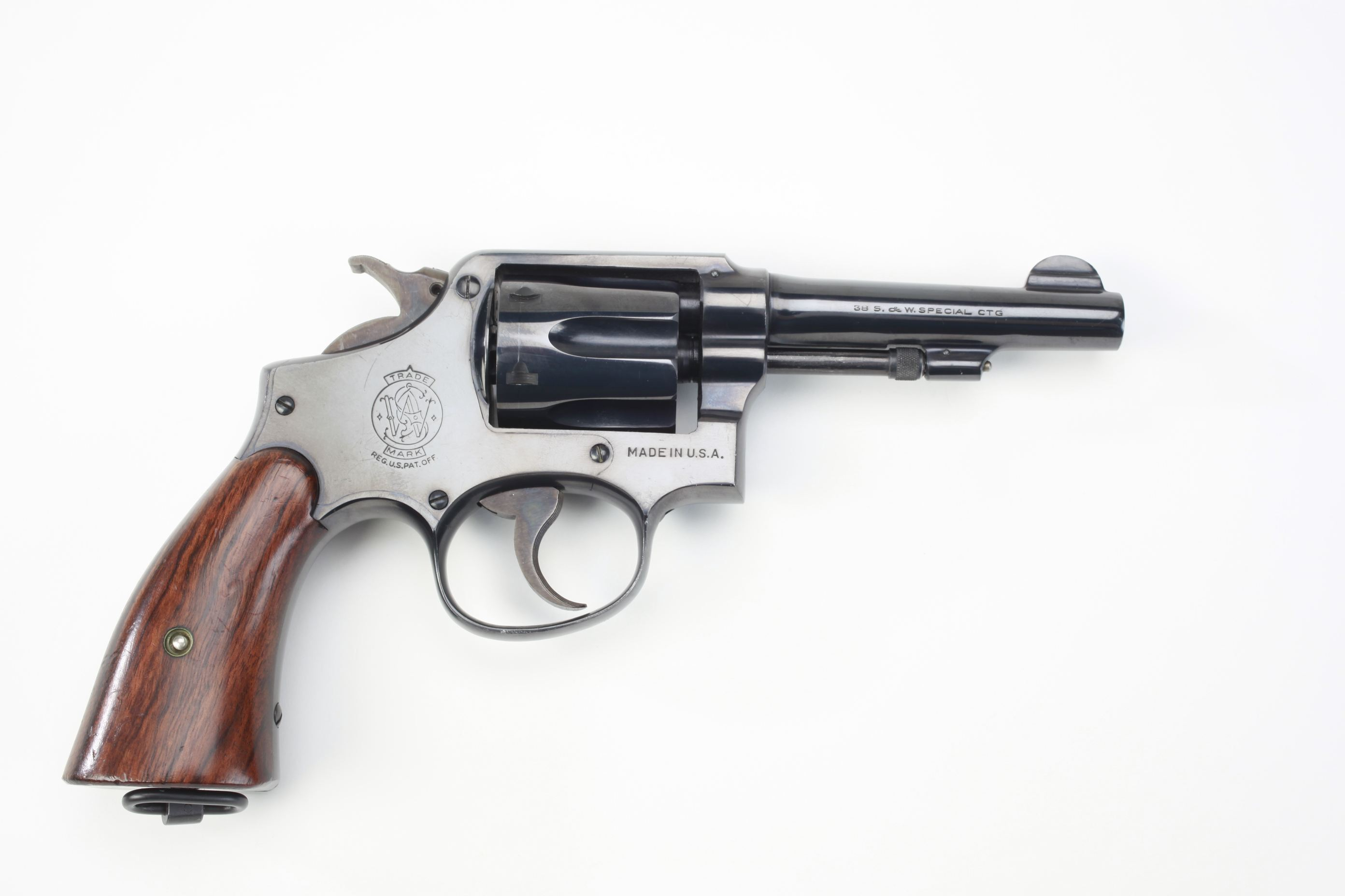 U.S. Smith & Wesson Victory Revolver